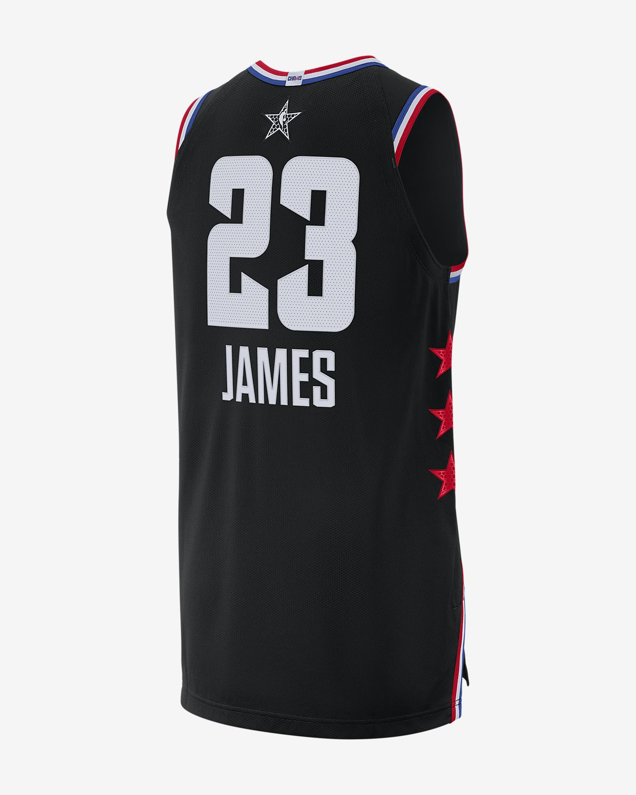 5567c807c64cf6 ... LeBron James All-Star Edition Authentic Men s Jordan NBA Connected  Jersey