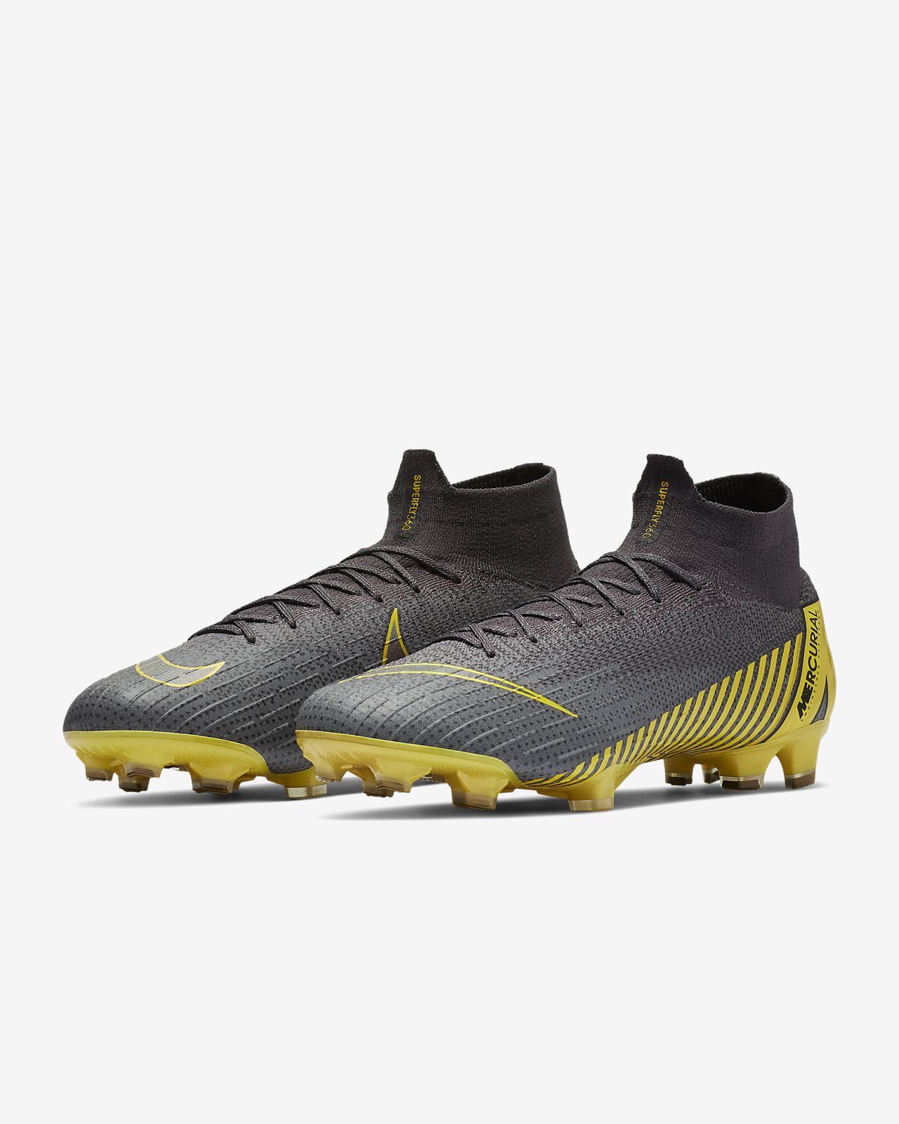 new product b17bc f7b6c ... Fotbollssko för gräs Nike Superfly 6 Elite FG Game Over
