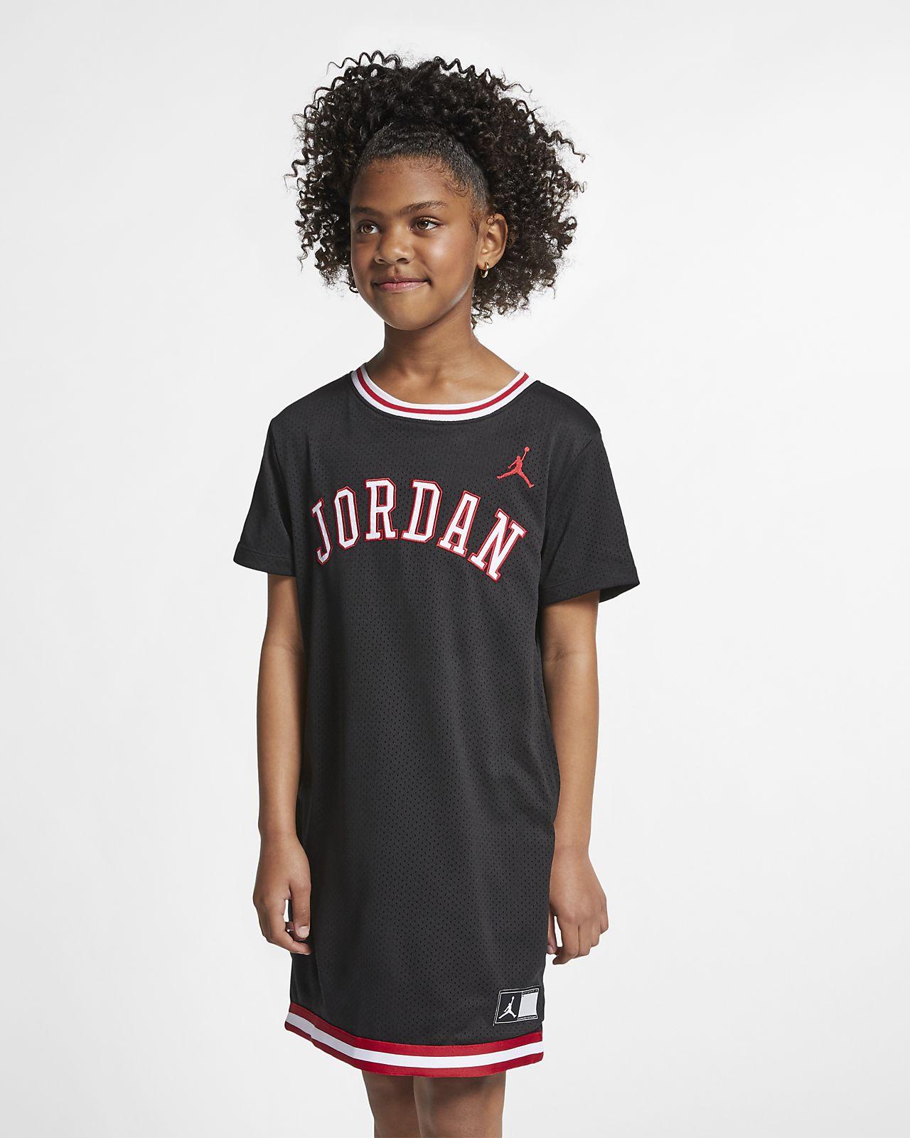 Jordan-kjole til store børn (piger)
