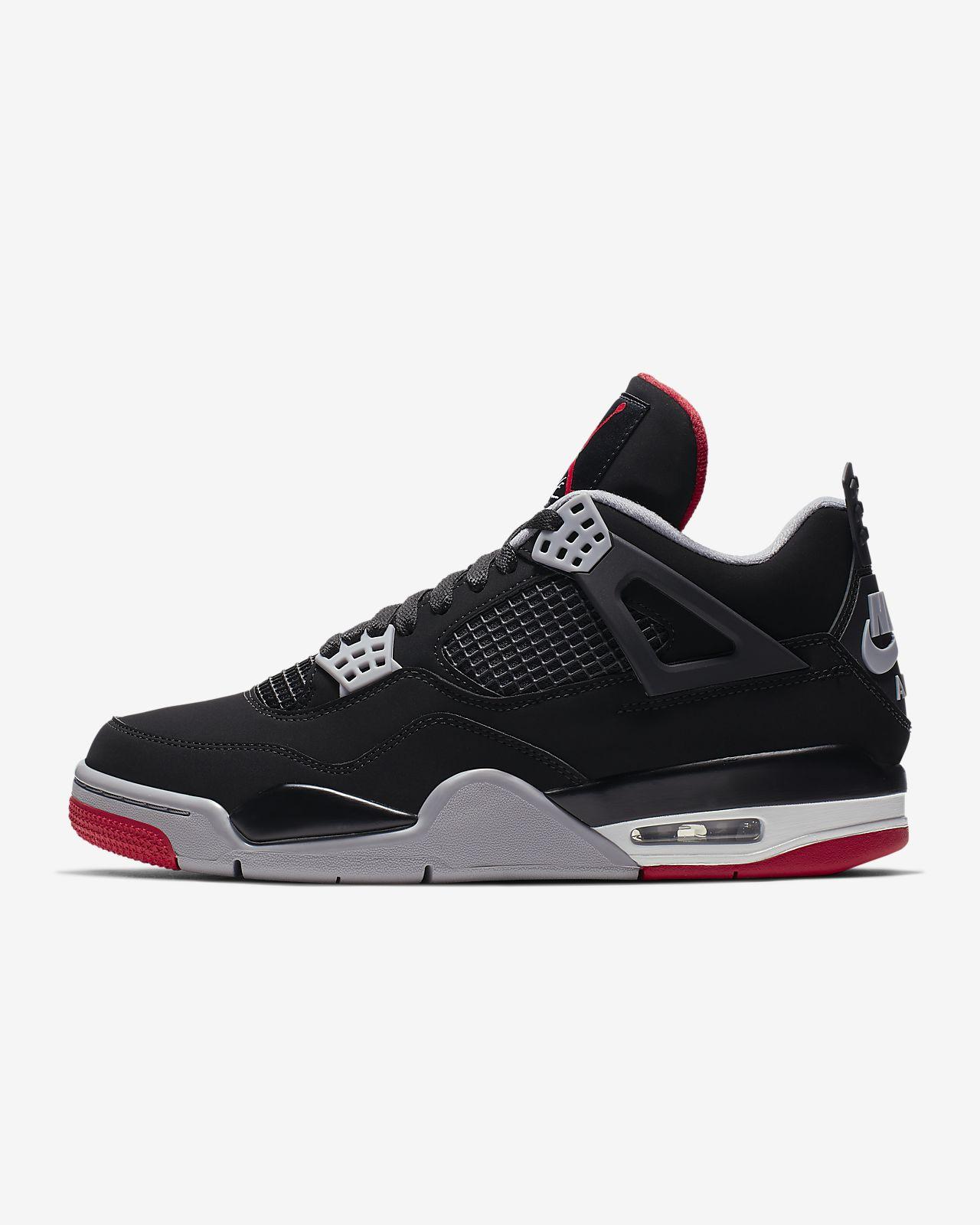 Sko Air Jordan 4 Retro för män