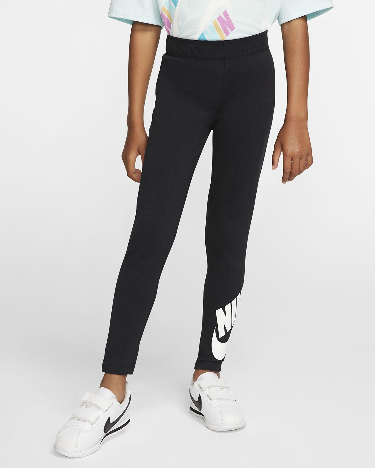 Nike Sportswear Leg-A-See JDI Little Kids' Leggings
