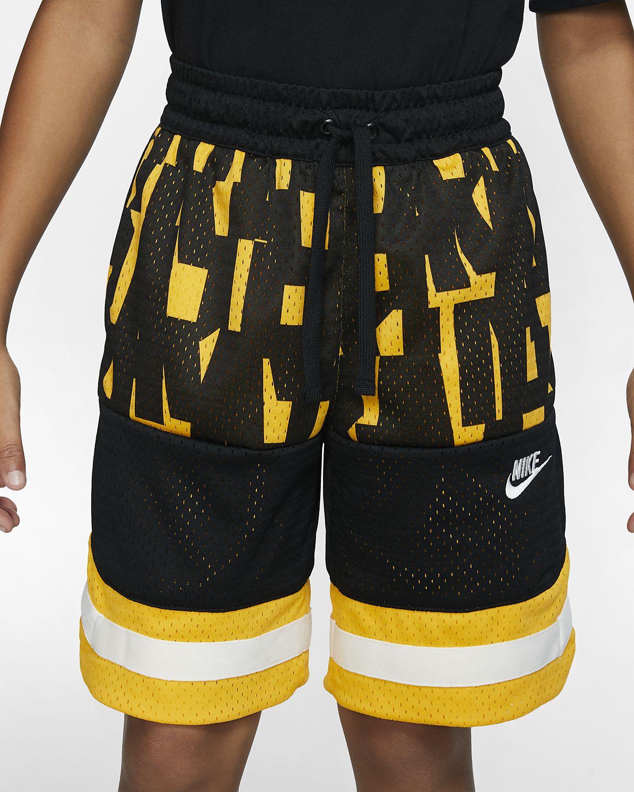 Nike Air Big Kids' (Boy's) Mesh Shorts