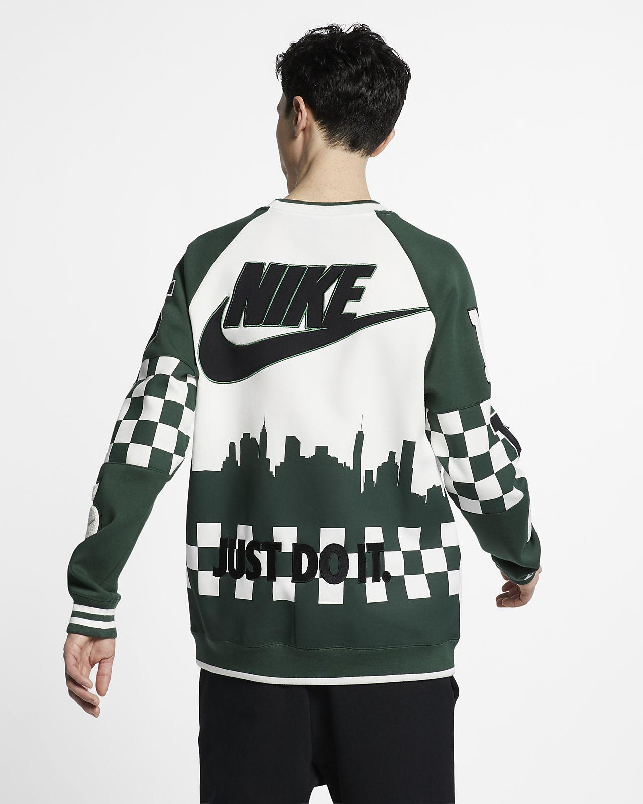 dd0549571e6b83 Low Resolution Nike Sportswear Men s Crew Nike Sportswear Men s Crew