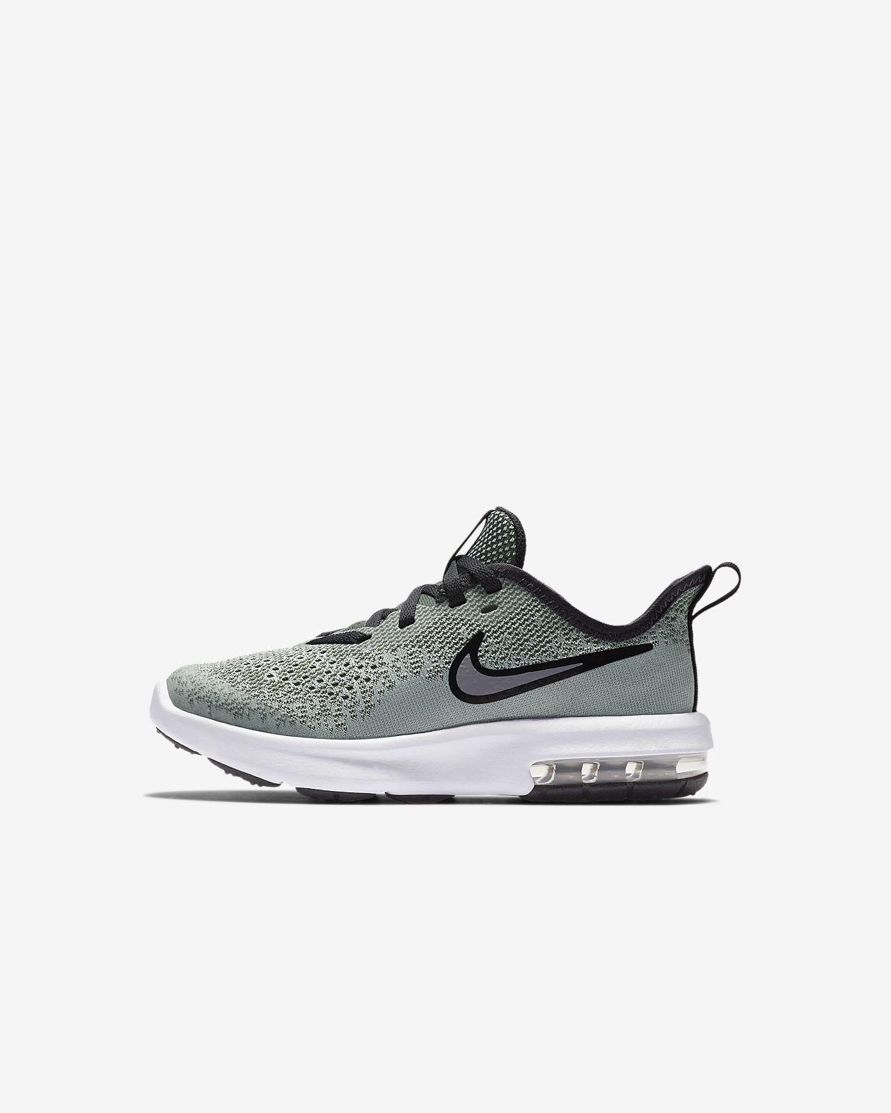 Nike Air Max Sequent 4-sko til små børn