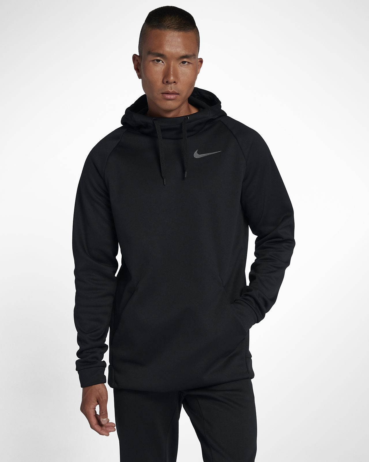 Nike Therma Trainings Hoodie für Herren