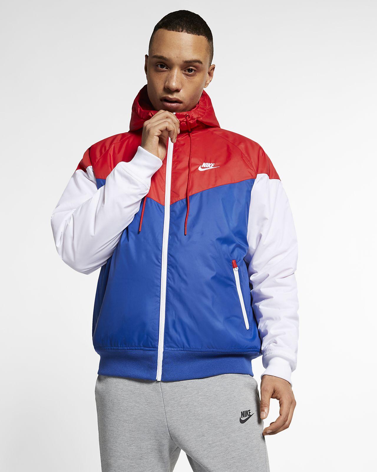 1a2e545bfd24 Nike Sportswear Windrunner Men s Hooded Jacket. Nike.com MA
