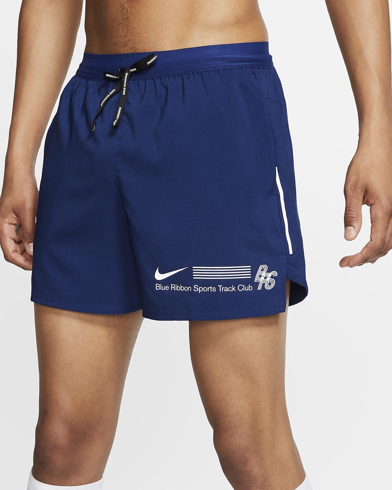 Calções de running forrados de 13 cm Nike Flex Stride BRS para homem