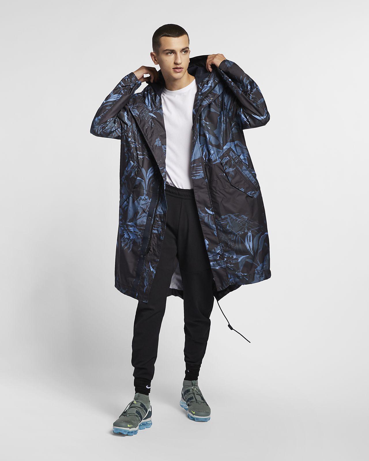 Nike Sportswear NSW 男款印花雪衣