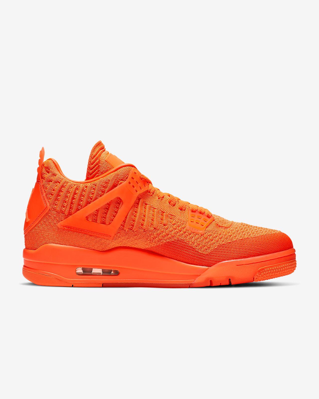 pas mal 93d83 f3eef Chaussure Air Jordan 4 Retro Flyknit pour Homme