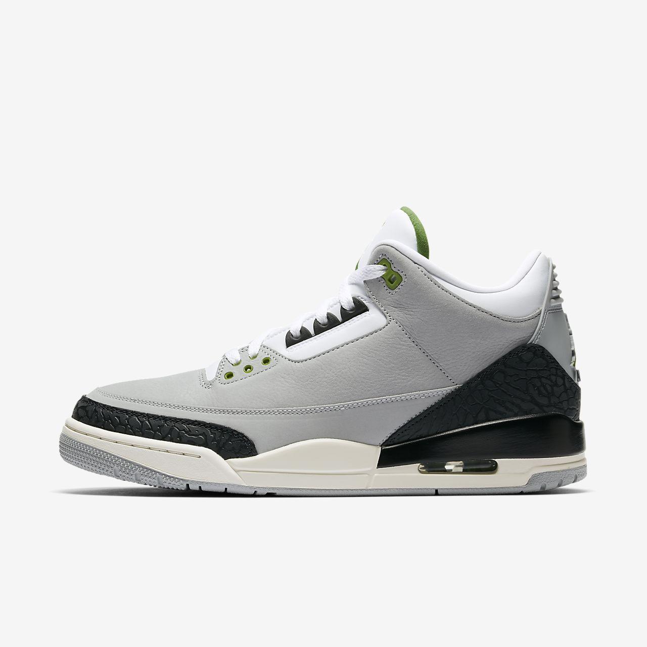 quality design fea95 88209 Air Jordan 3 Retro-sko til mænd. Nike.com DK