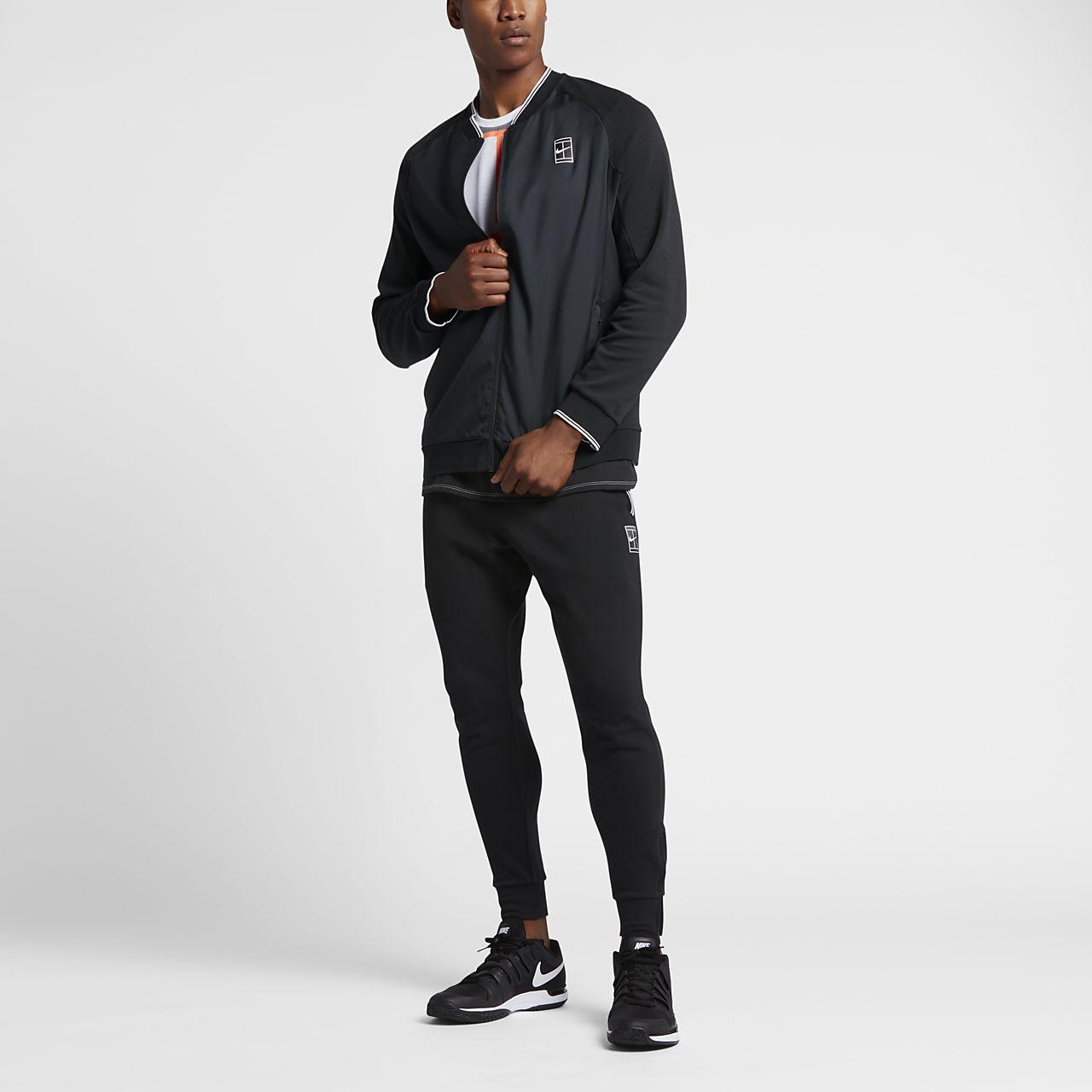 Low Resolution NikeCourt Men's Tennis Jacket NikeCourt Men's Tennis Jacket