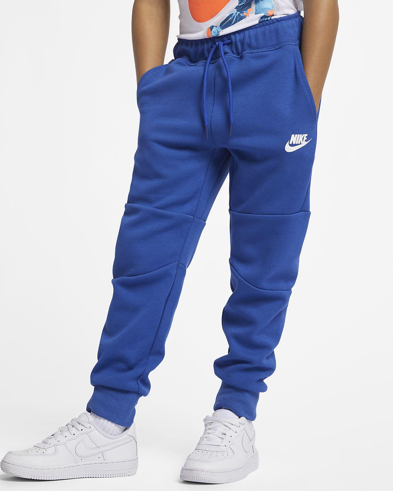 Kalhoty Nike Air Fleece pro malé děti