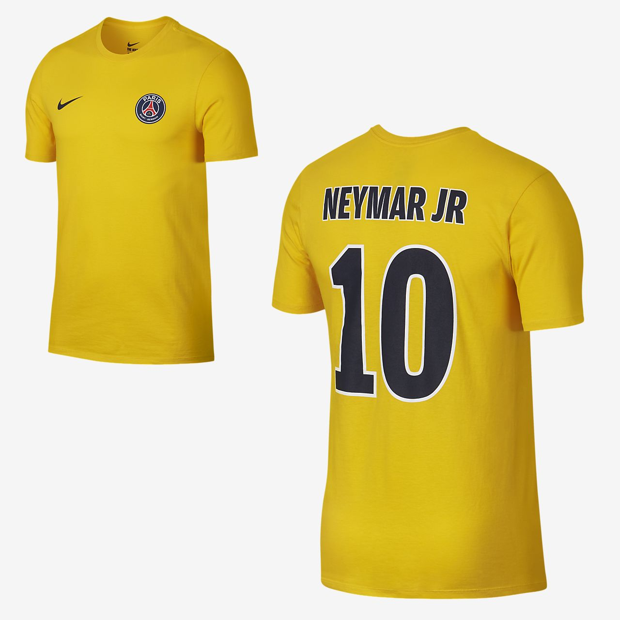 ... Paris Saint-Germain Neymar Men's T-Shirt