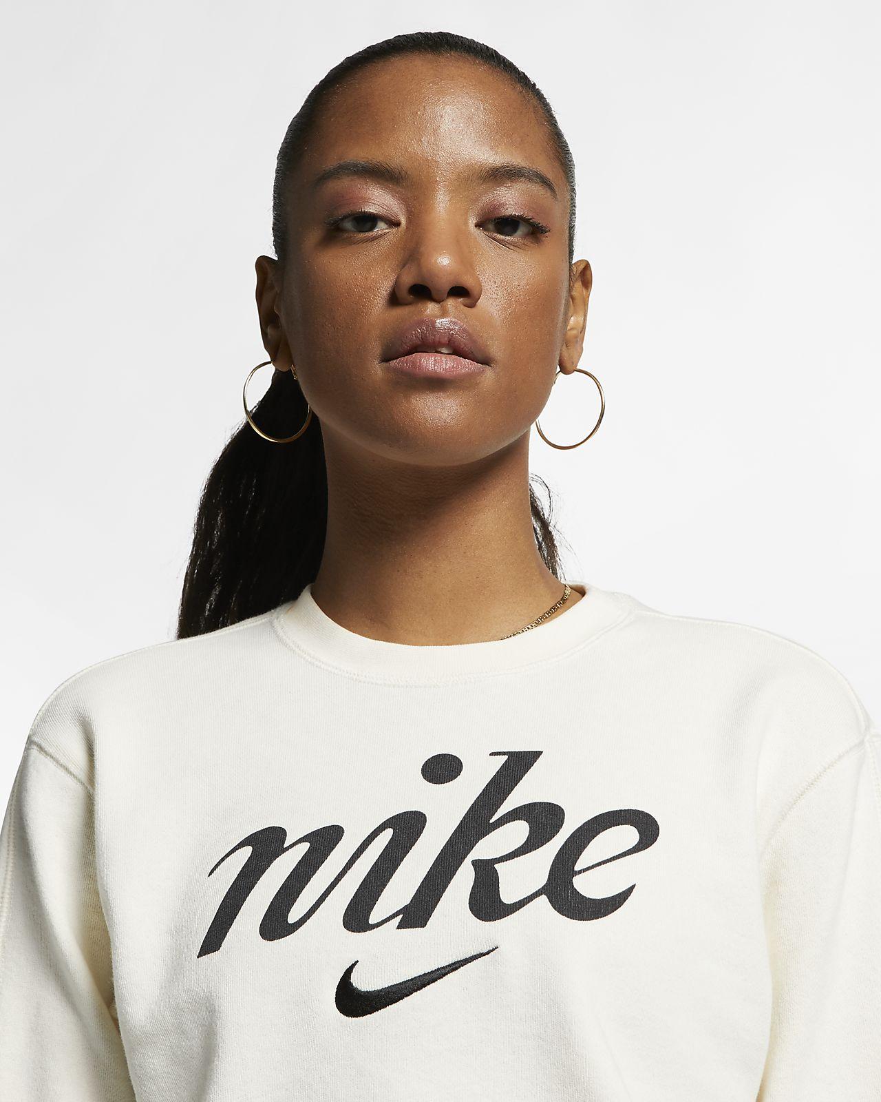 84857ee7723 Low Resolution Nike Sportswear Women's Cropped Crew Nike Sportswear Women's  Cropped Crew