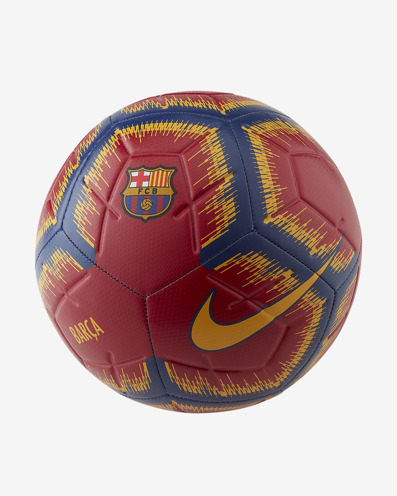Fotboll FC Barcelona Strike