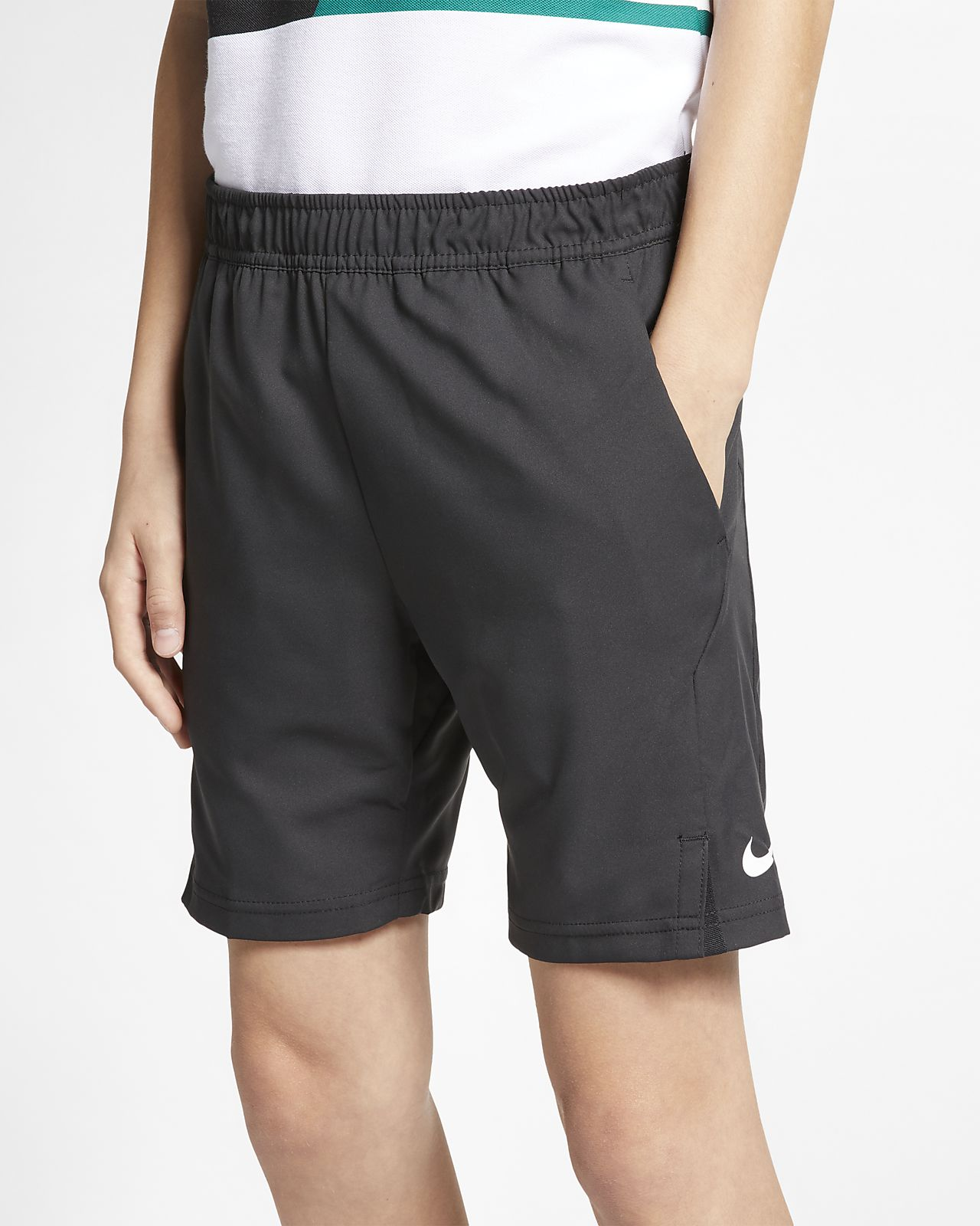 Tennisshorts NikeCourt Dri-FIT för killar