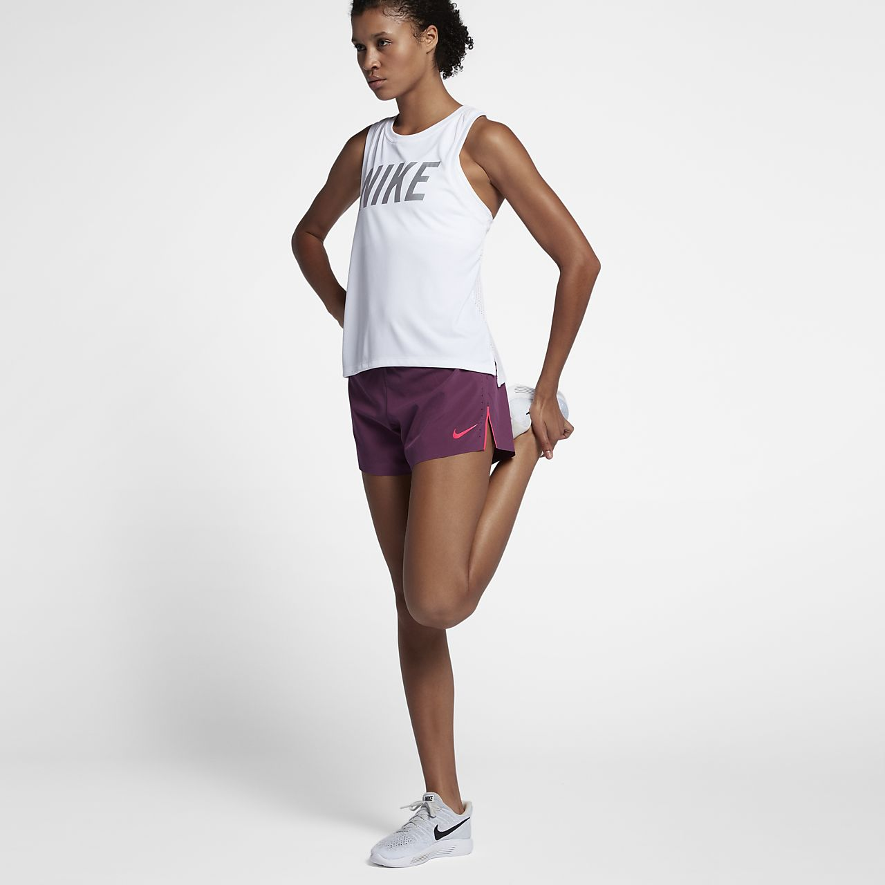 Running Shorts Nike AeroSwift Women's 4\