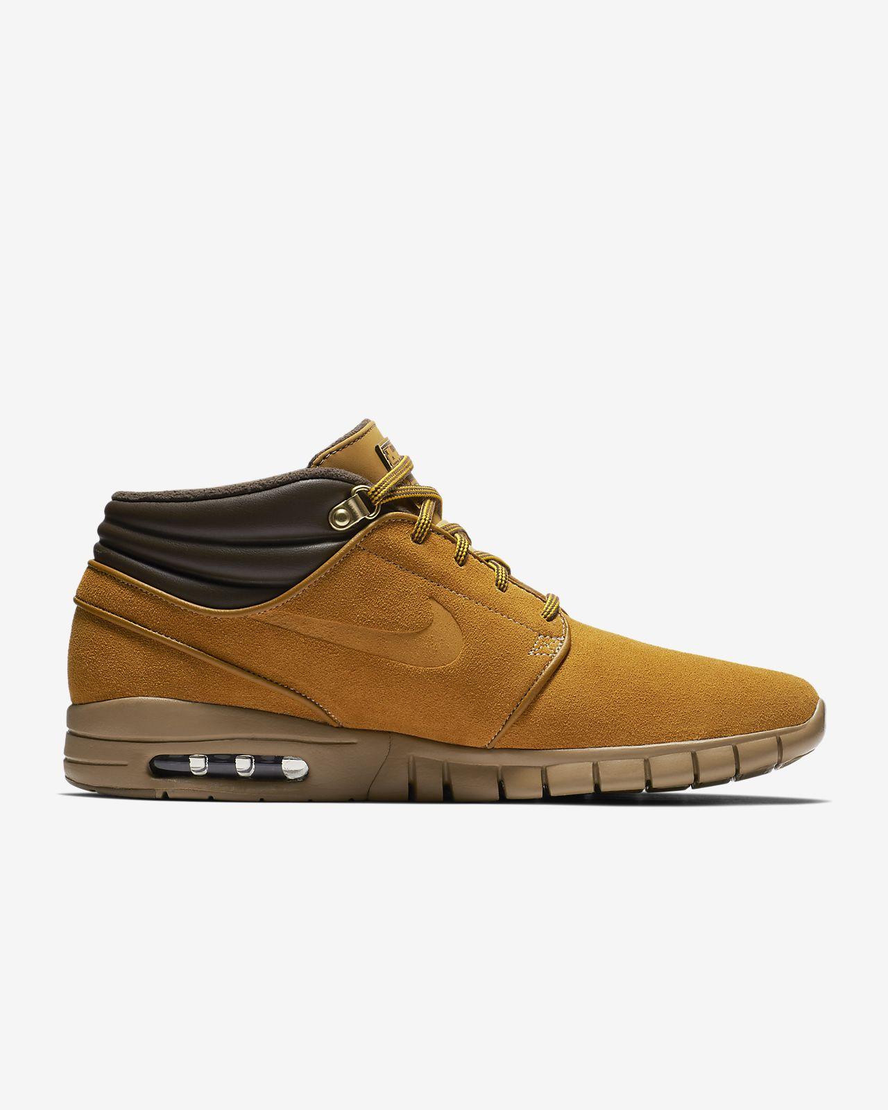 ... Calzado de skateboarding para hombre Nike SB Stefan Janoski Max Mid  Premium 5b02fe8fb25