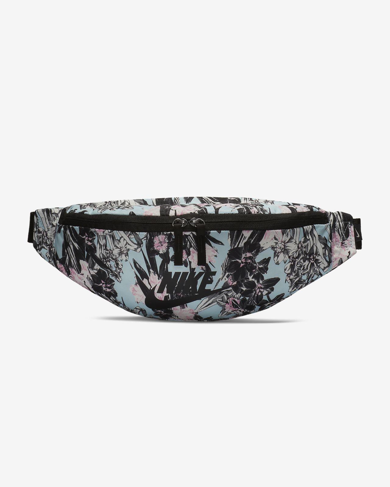 Nike Heritage Floral 腰包