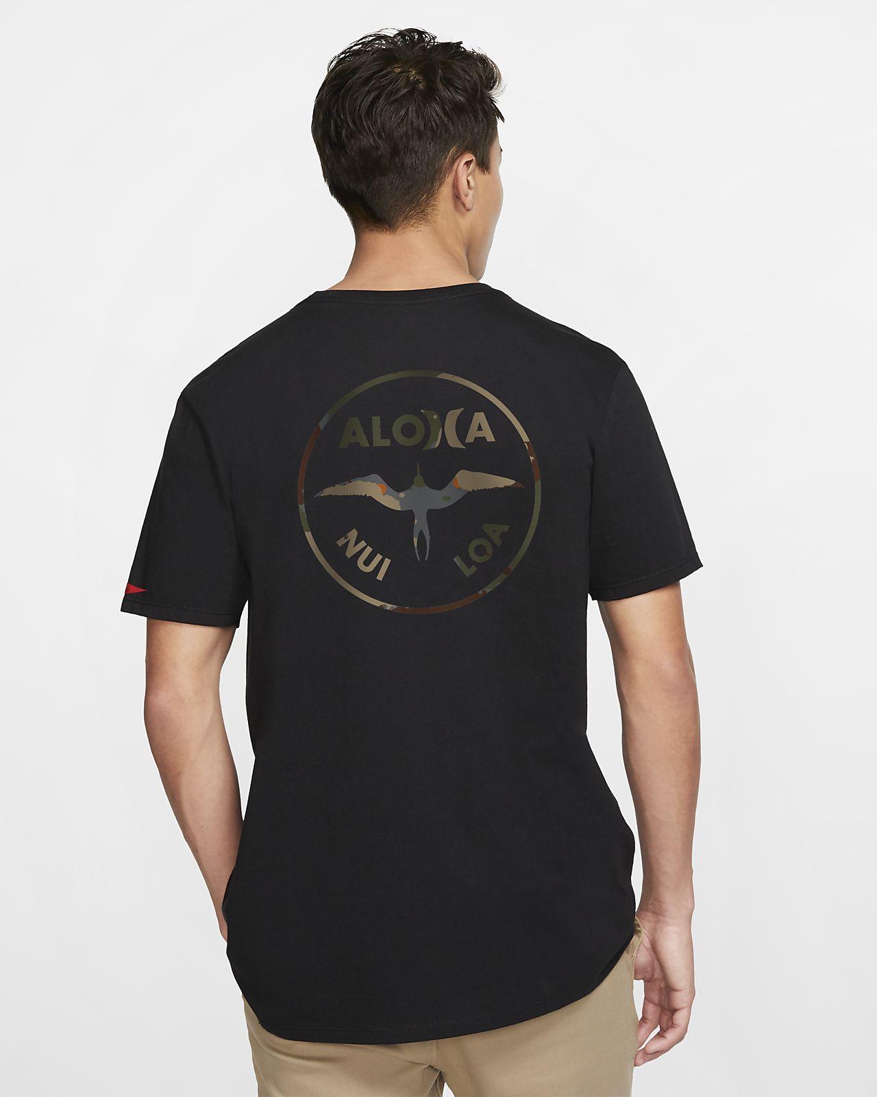 a2db1b34c9 Hurley Premium JJF Aloha Men's T-Shirt