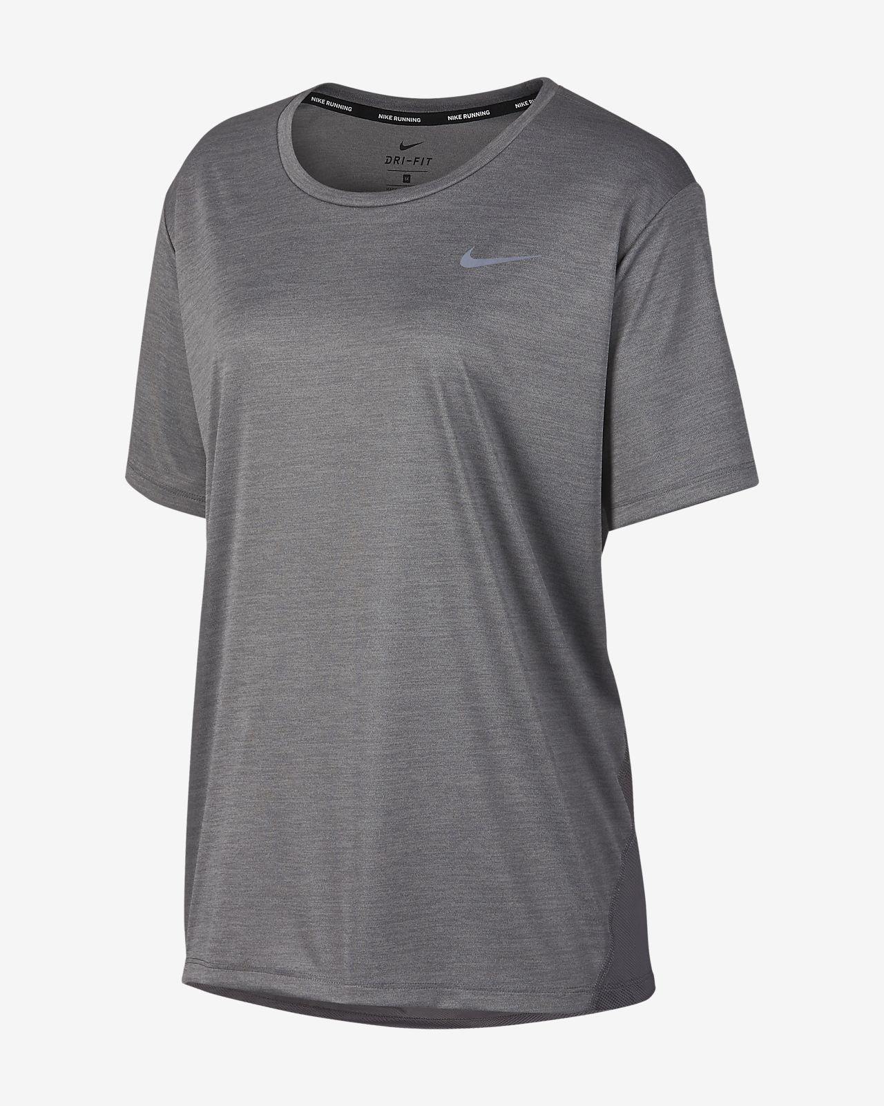 Nike Damen Miler T Shirt: : Bekleidung