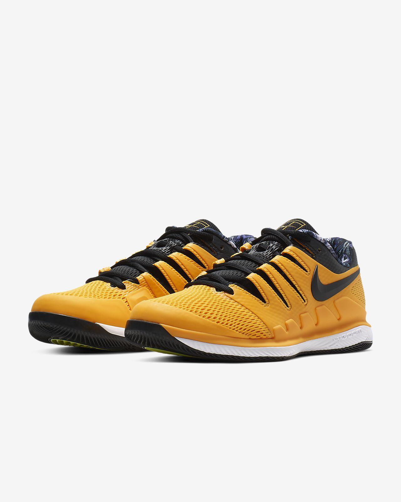c6c4989d ... NikeCourt Air Zoom Vapor X Zapatillas de tenis de pista rápida - Hombre