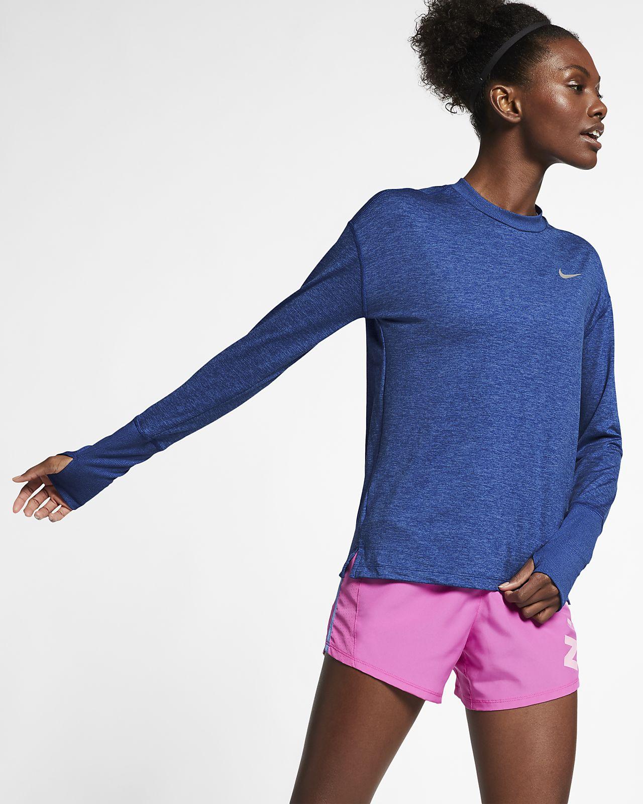 dd97483037c707 Nike Element Women s Running Top. Nike.com