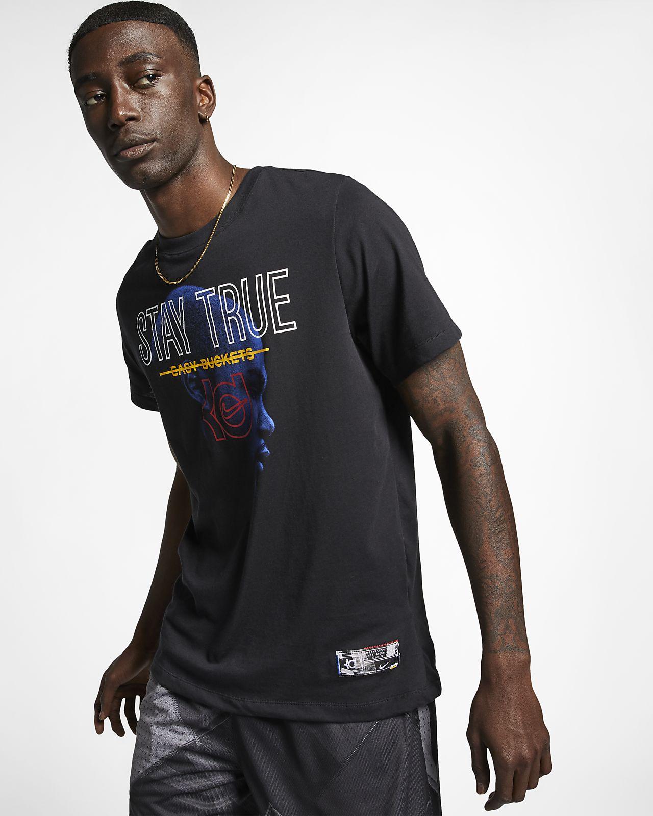T-shirt de basquetebol KD Nike Dri-FIT para homem