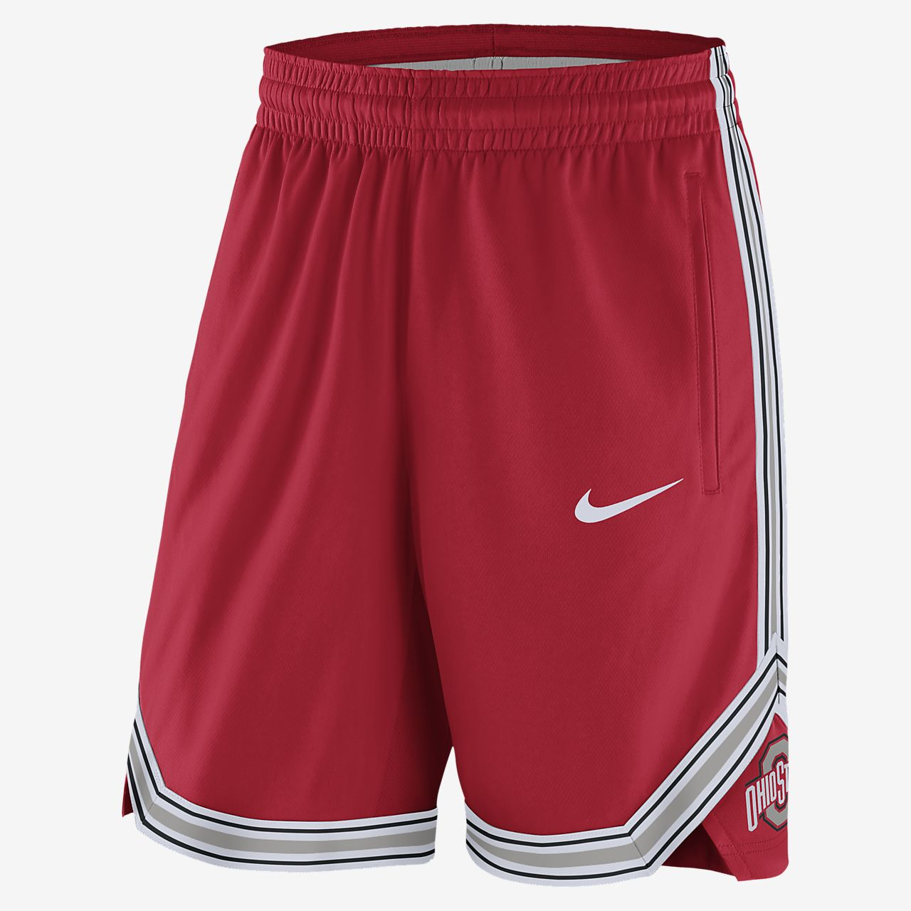 3853c108aef7 Nike College Replica (Ohio State) Men s Basketball Shorts. Nike.com