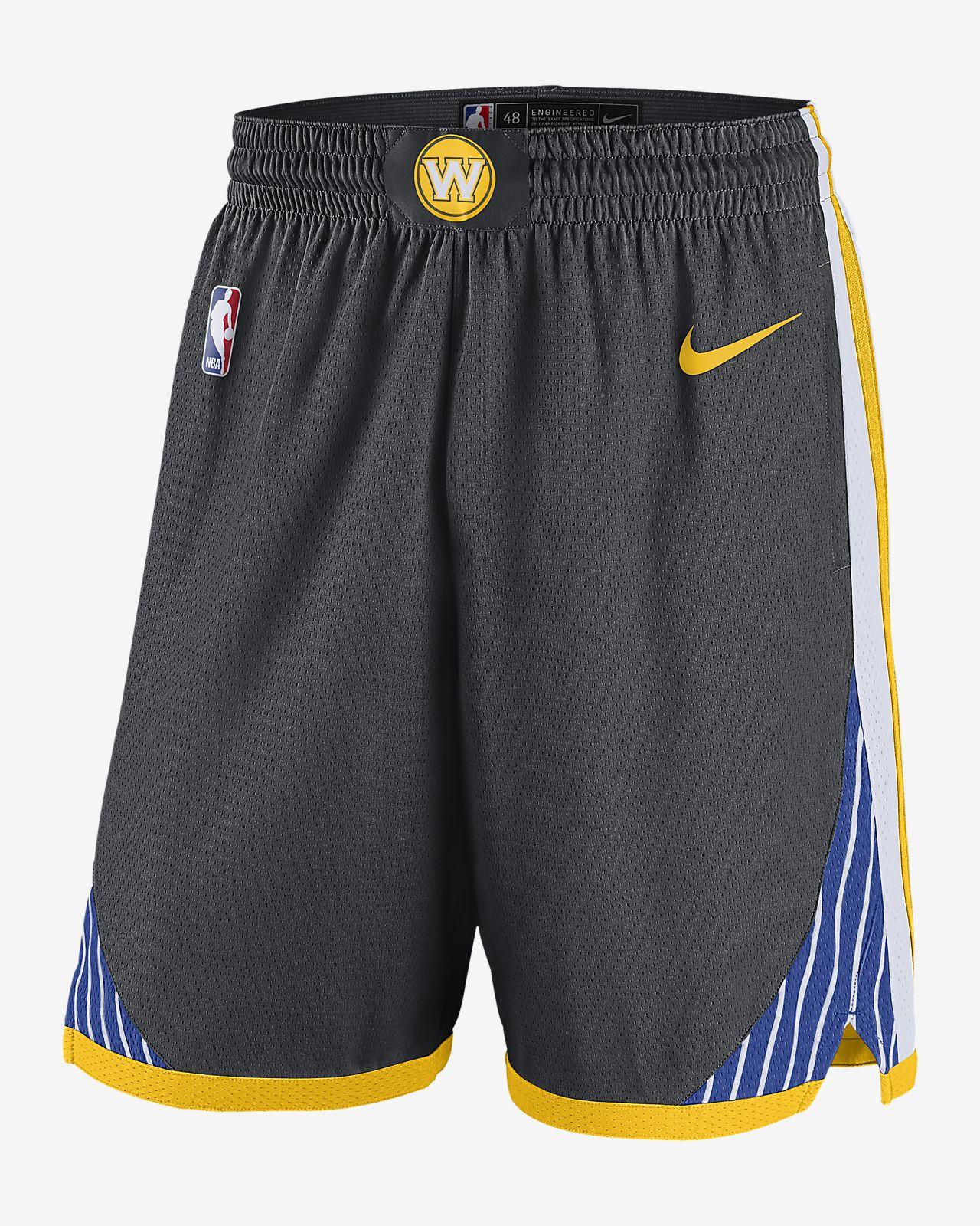 Nike Golden Swingman Pantalón Warriors State Edition Statement Corto qaxr70waAy