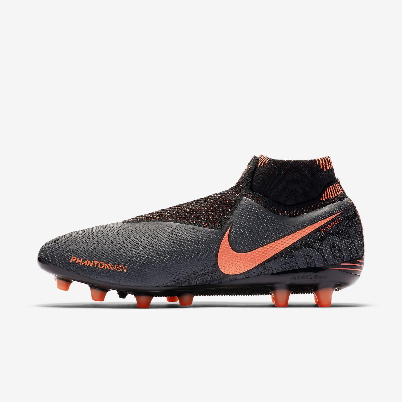 Fotbollssko Nike Phantom Vision Elite Dynamic Fit för konstgräs
