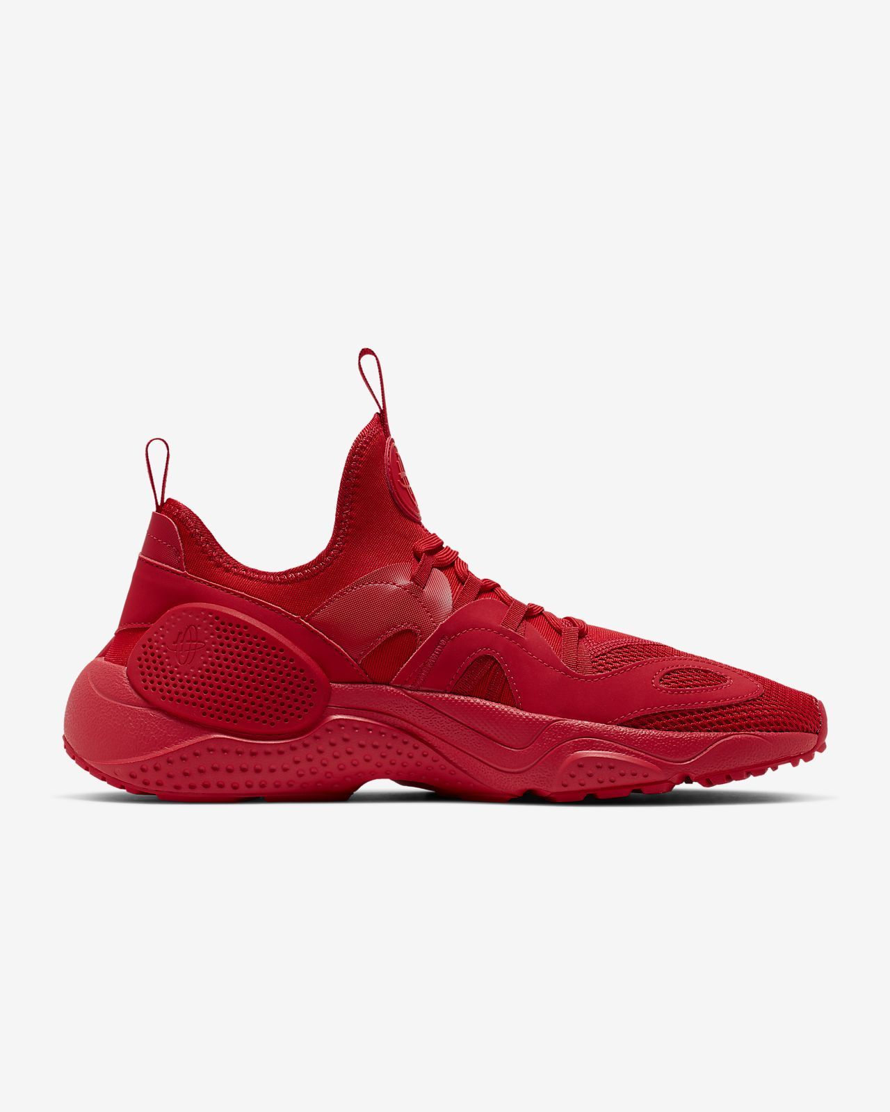 red mens nike shoes