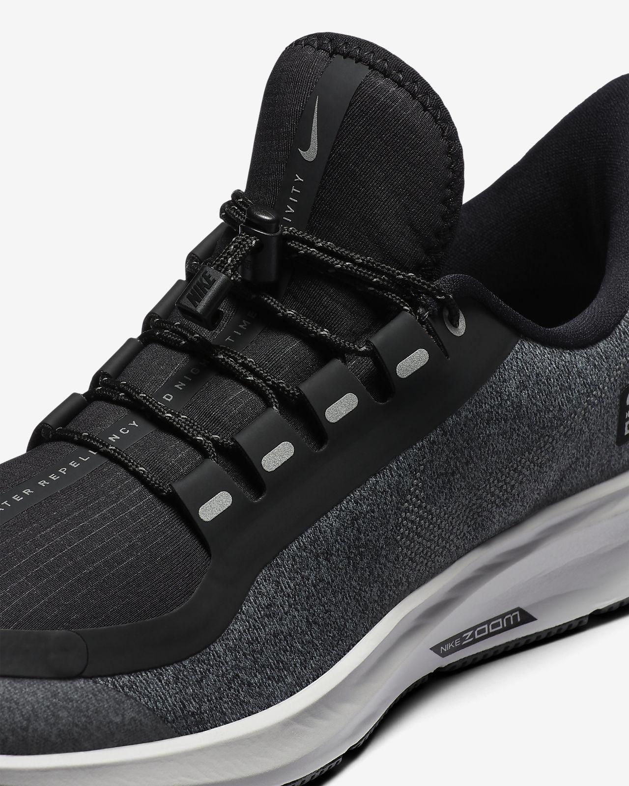 790659f795b6 Nike Air Zoom Pegasus 35 Shield Little Big Kids  Running Shoe. Nike.com