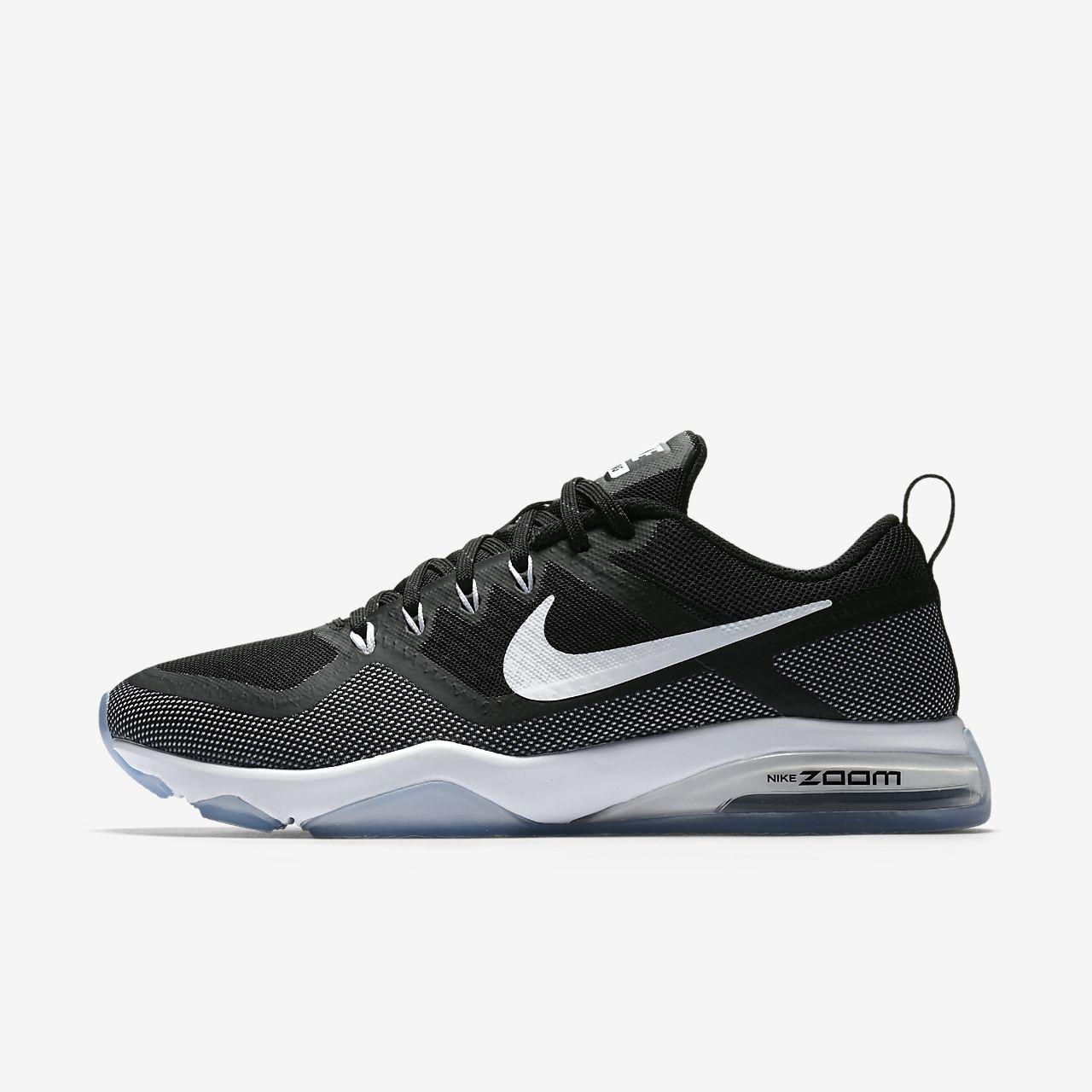 Wmns Fitness Zoom Nike Air - Chaussures De Sport Pour Les Hommes / Gris Nike dtuCd0