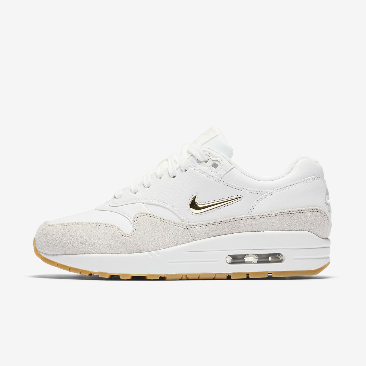 nike air max 1 premium jewel wolf grey nz