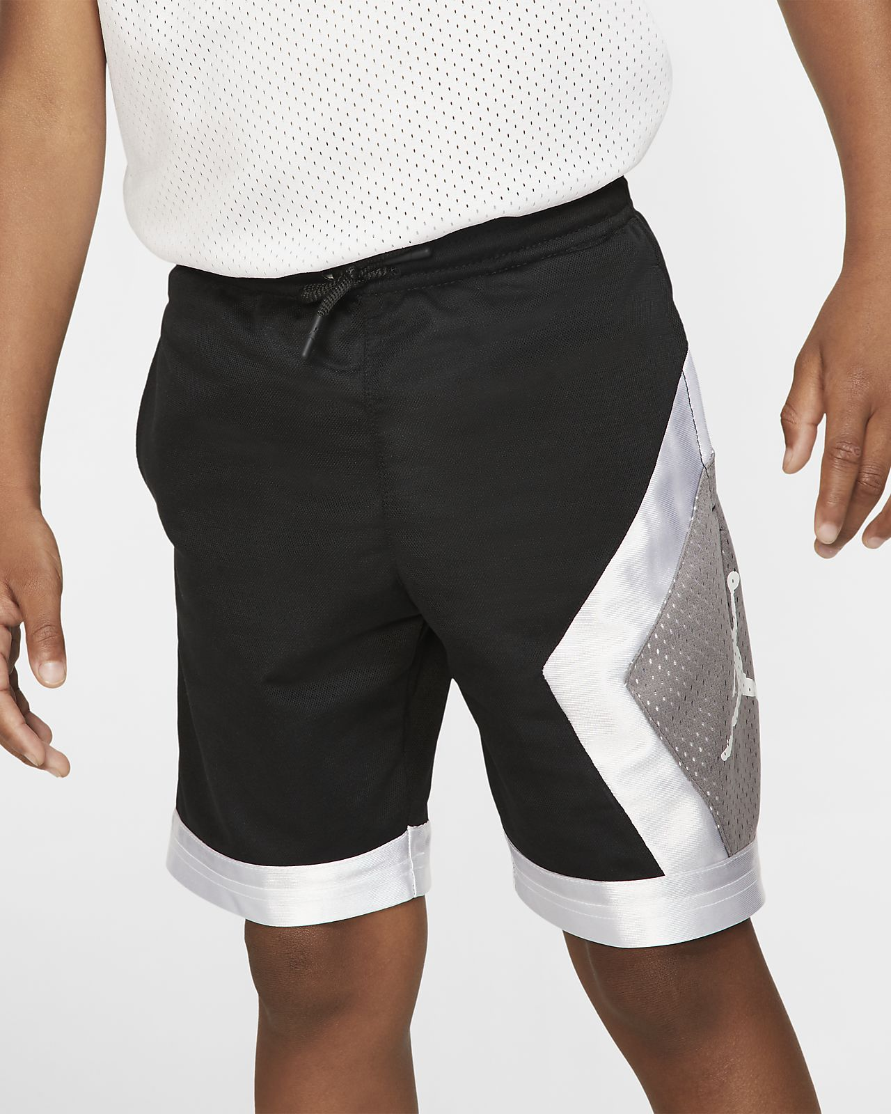 Jordan Dri-FIT Diamond-shorts til små børn