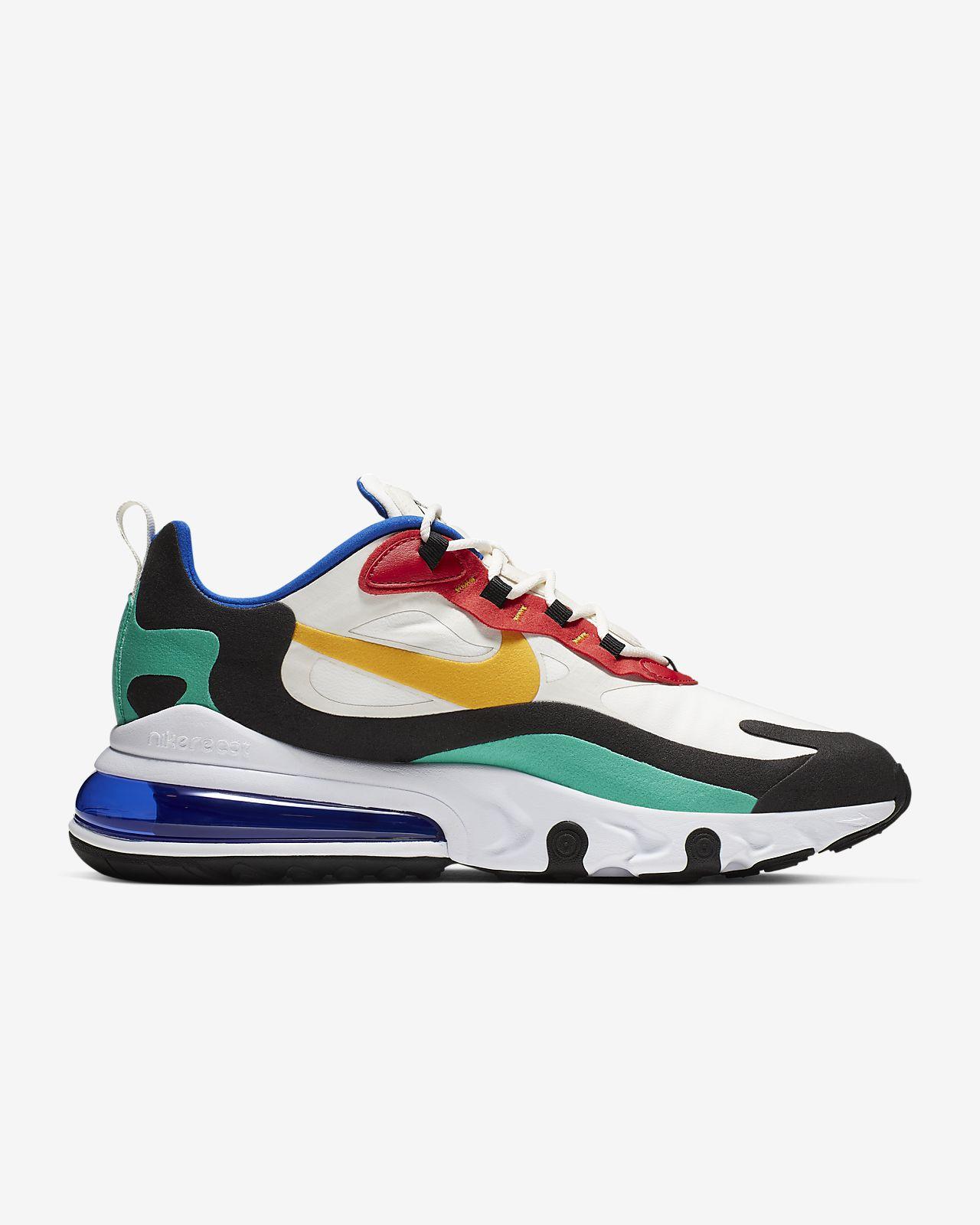 Chaussure Nike Air Max 270 React Bauhaus pour Homme. BE