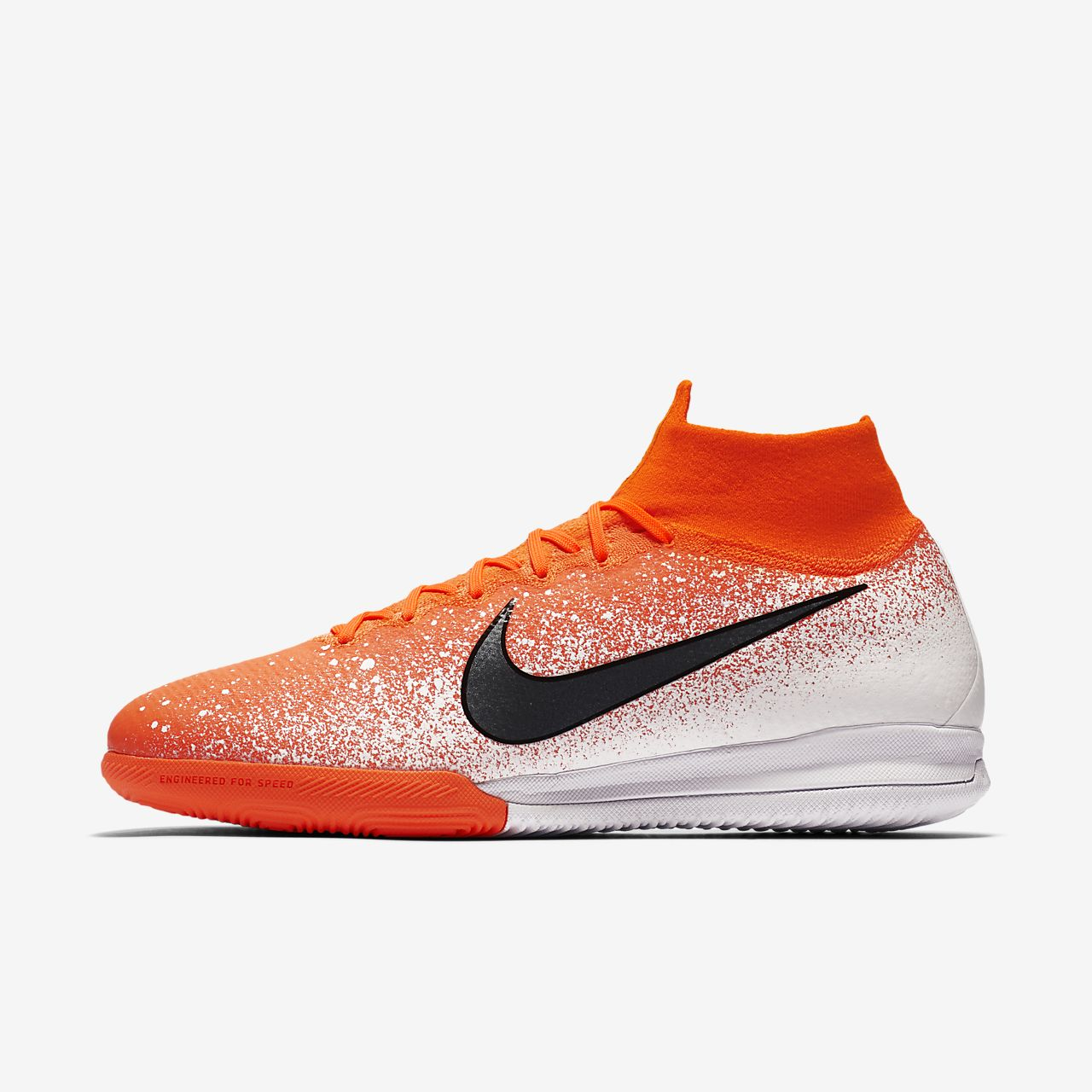 Chaussure de football en salle à crampons Nike SuperflyX 6 Elite IC pour Homme