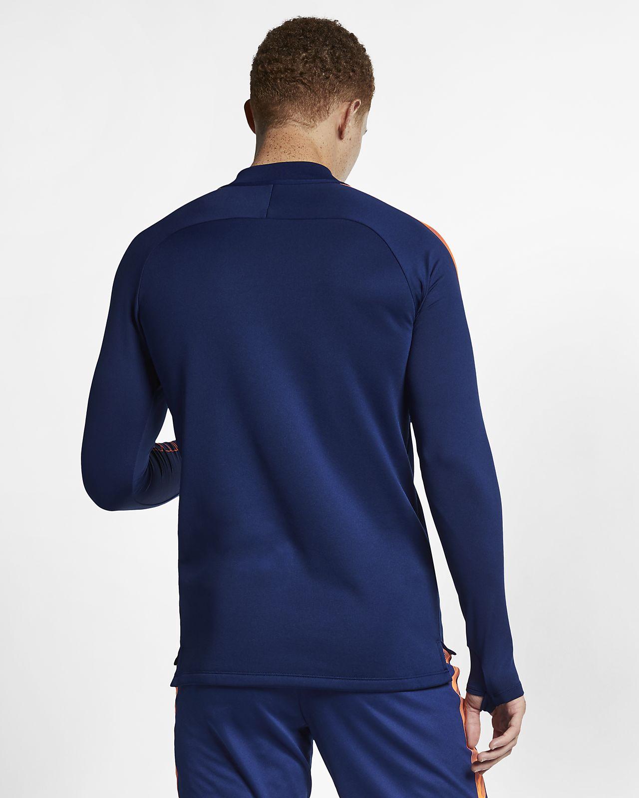 11238ff9b Nike Dri-FIT Squad Camiseta de fútbol de entrenamiento - Hombre ...