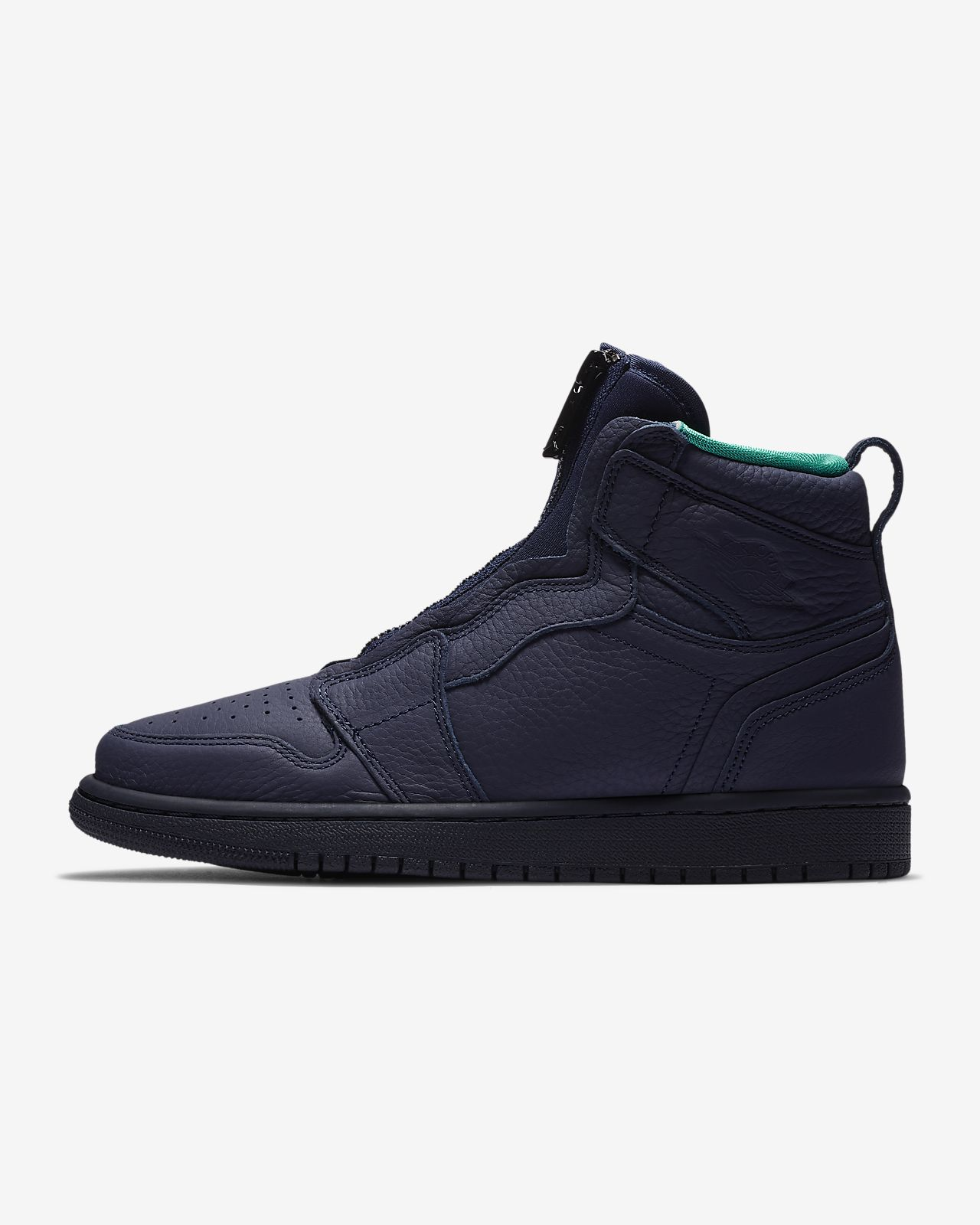 lace up in order amazing price Air Jordan 1 High Zip Damenschuh