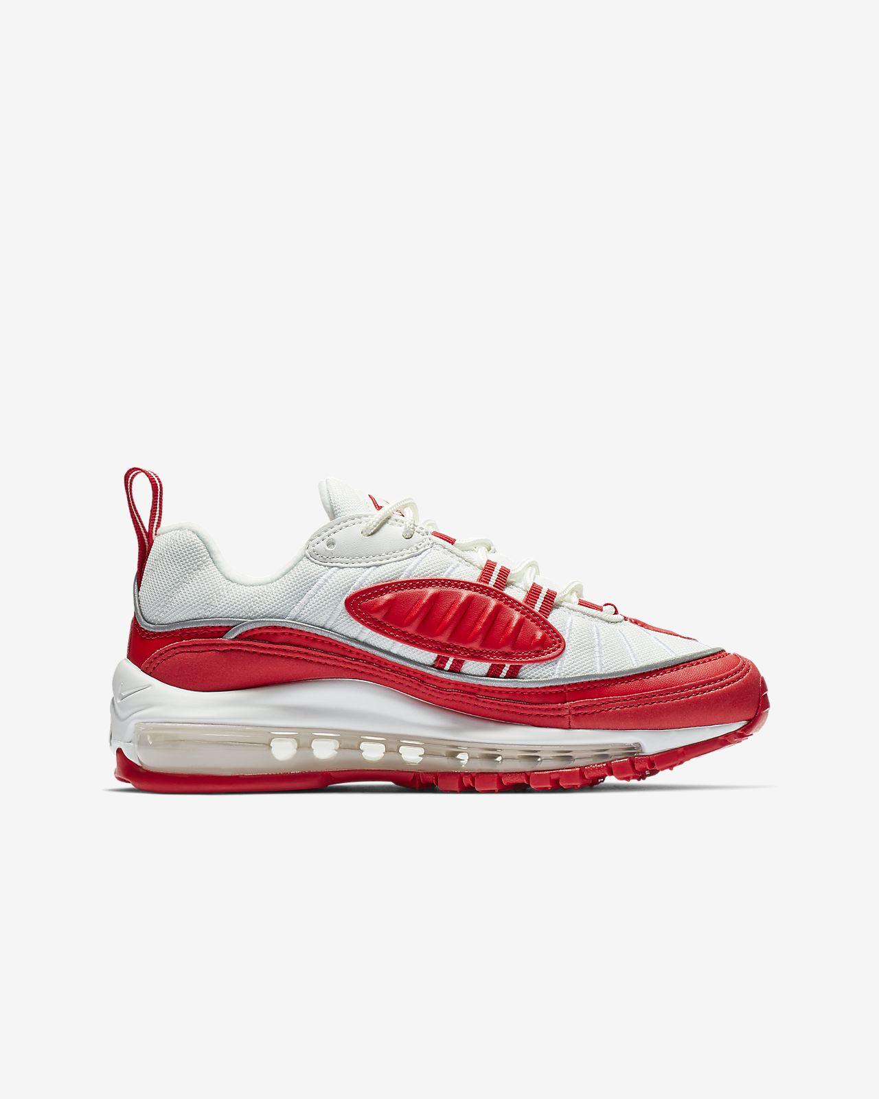 finest selection feed3 2e91f ... Chaussure Nike Air Max 98 pour Enfant plus âgé