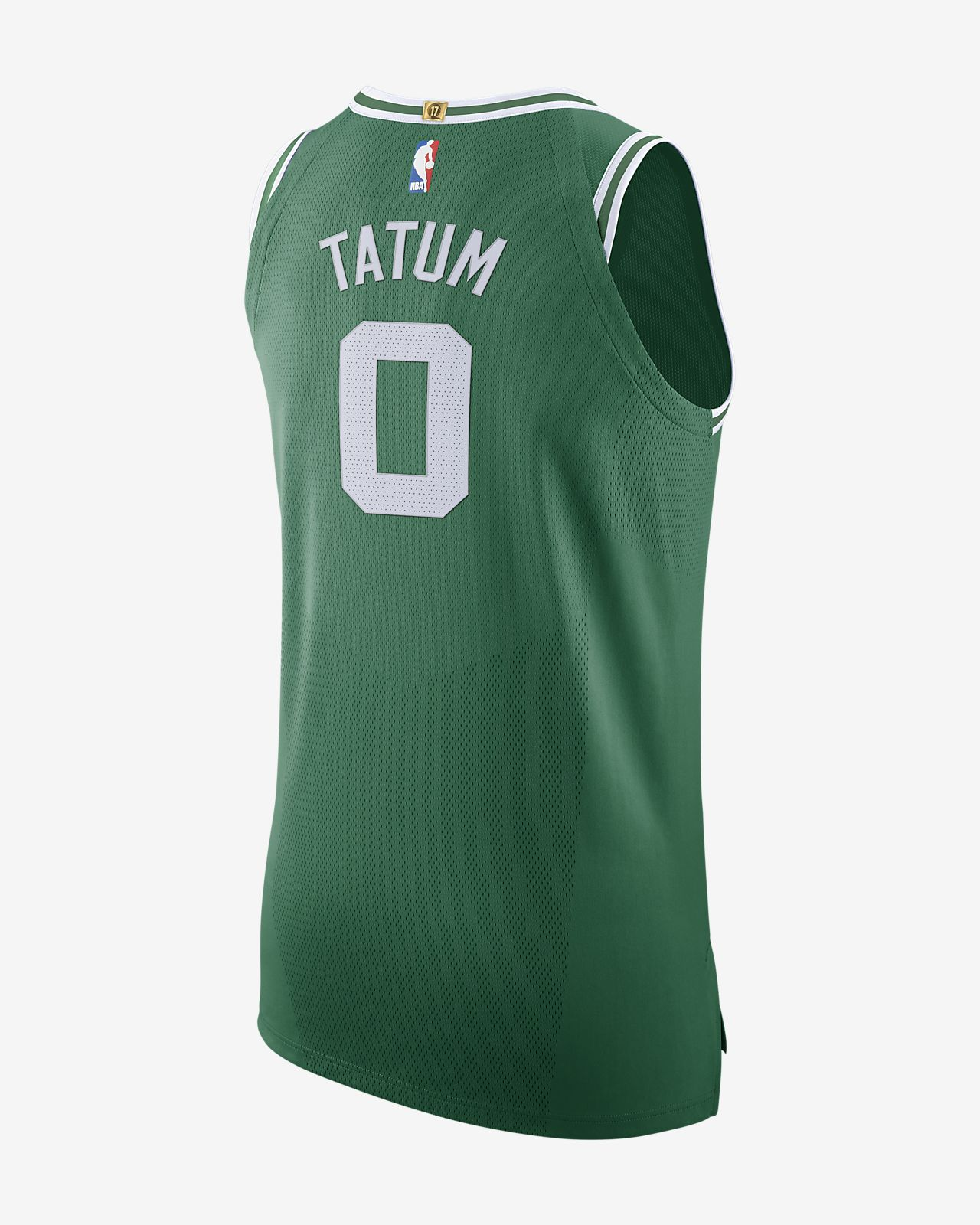 innovative design fcd7a 0a26d Jayson Tatum Icon Edition Authentic (Boston Celtics) Men's Nike NBA  Connected Jersey