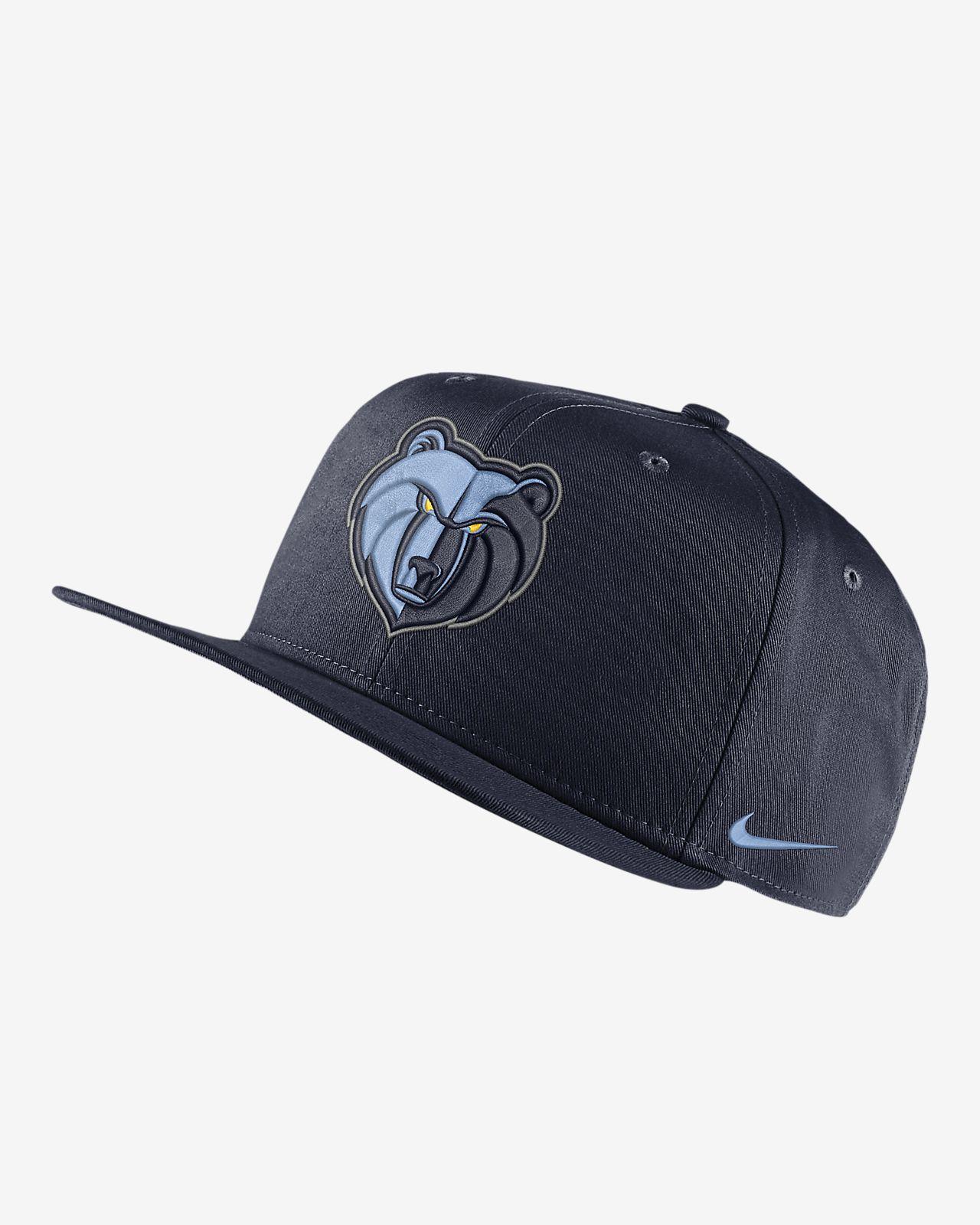 Memphis Grizzlies Nike Pro NBA Cap