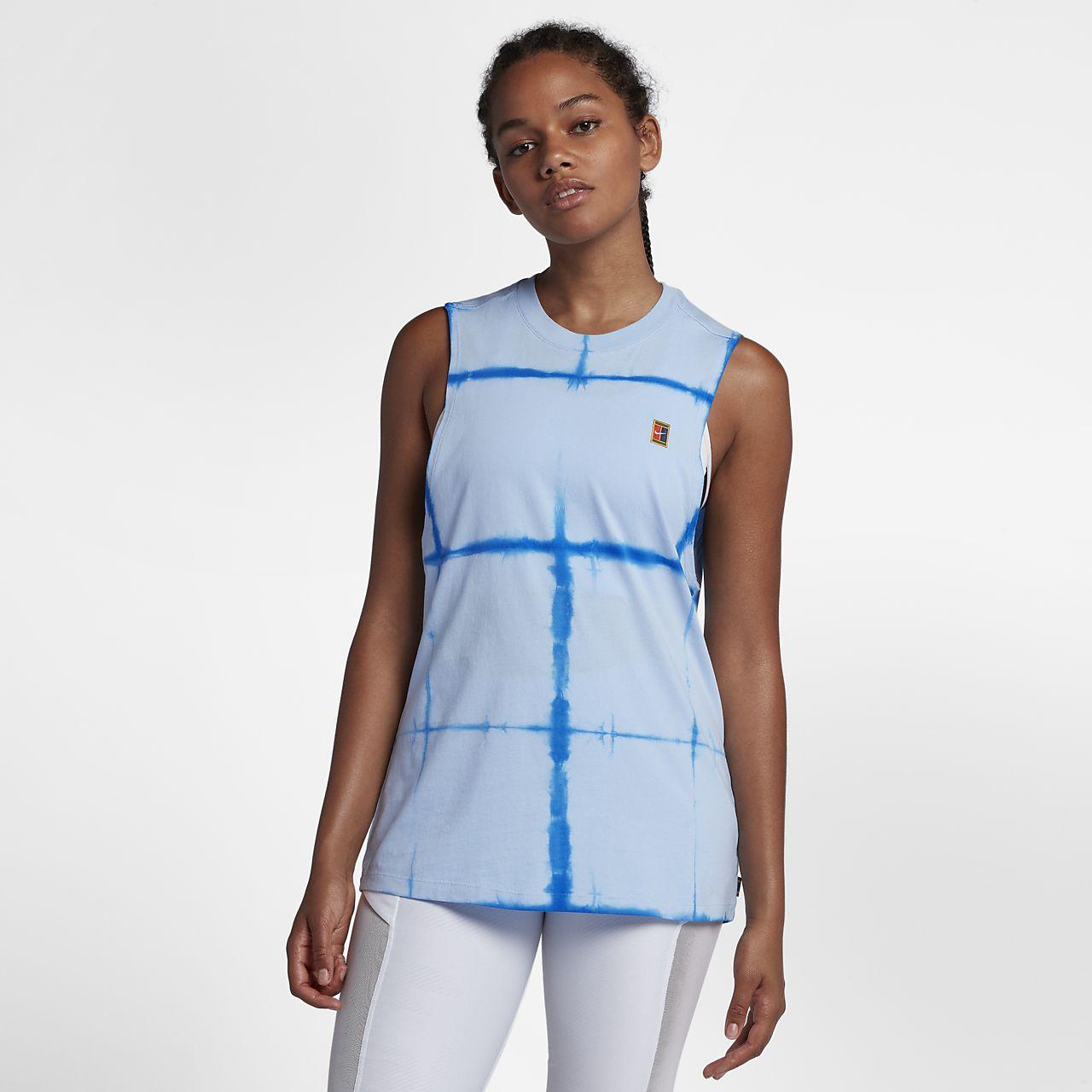 NikeCourt női tenisztrikó