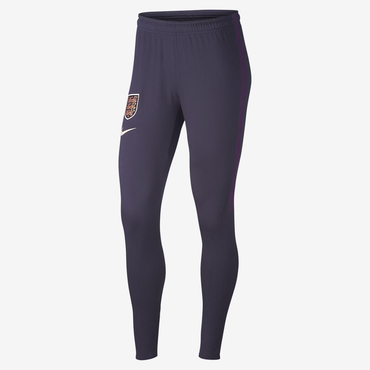 Calças de futebol England Squad para mulher