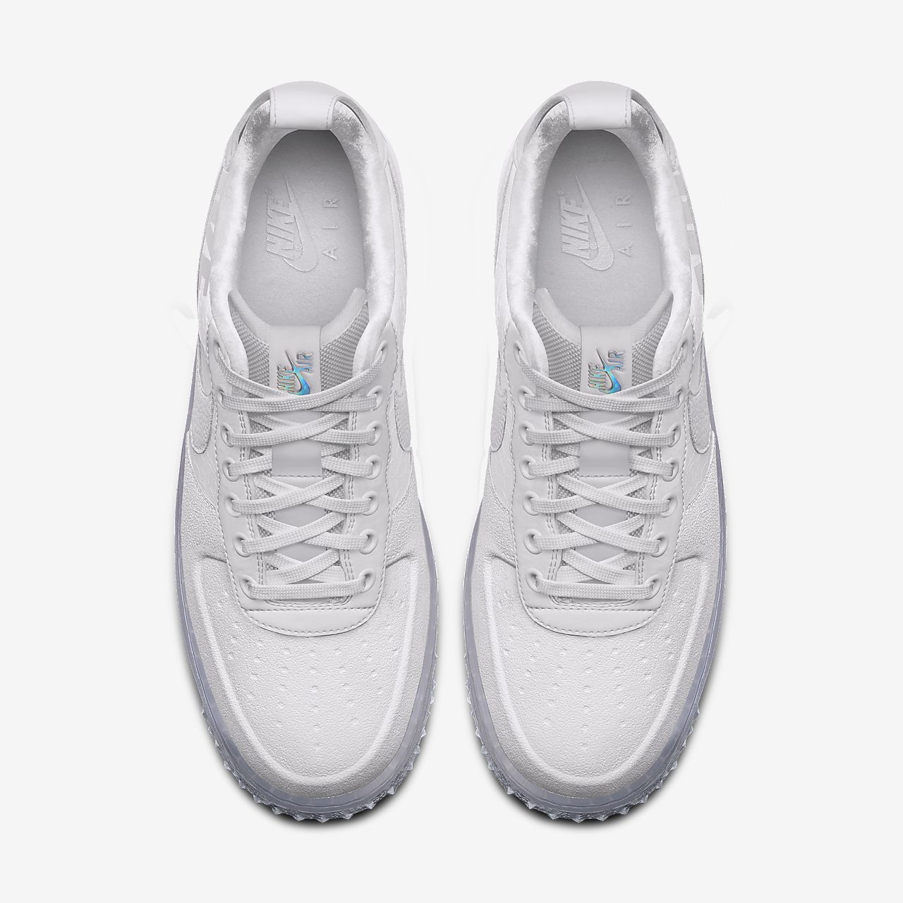 Chaussure Nike Air Max 95 iD Winter White pour Homme