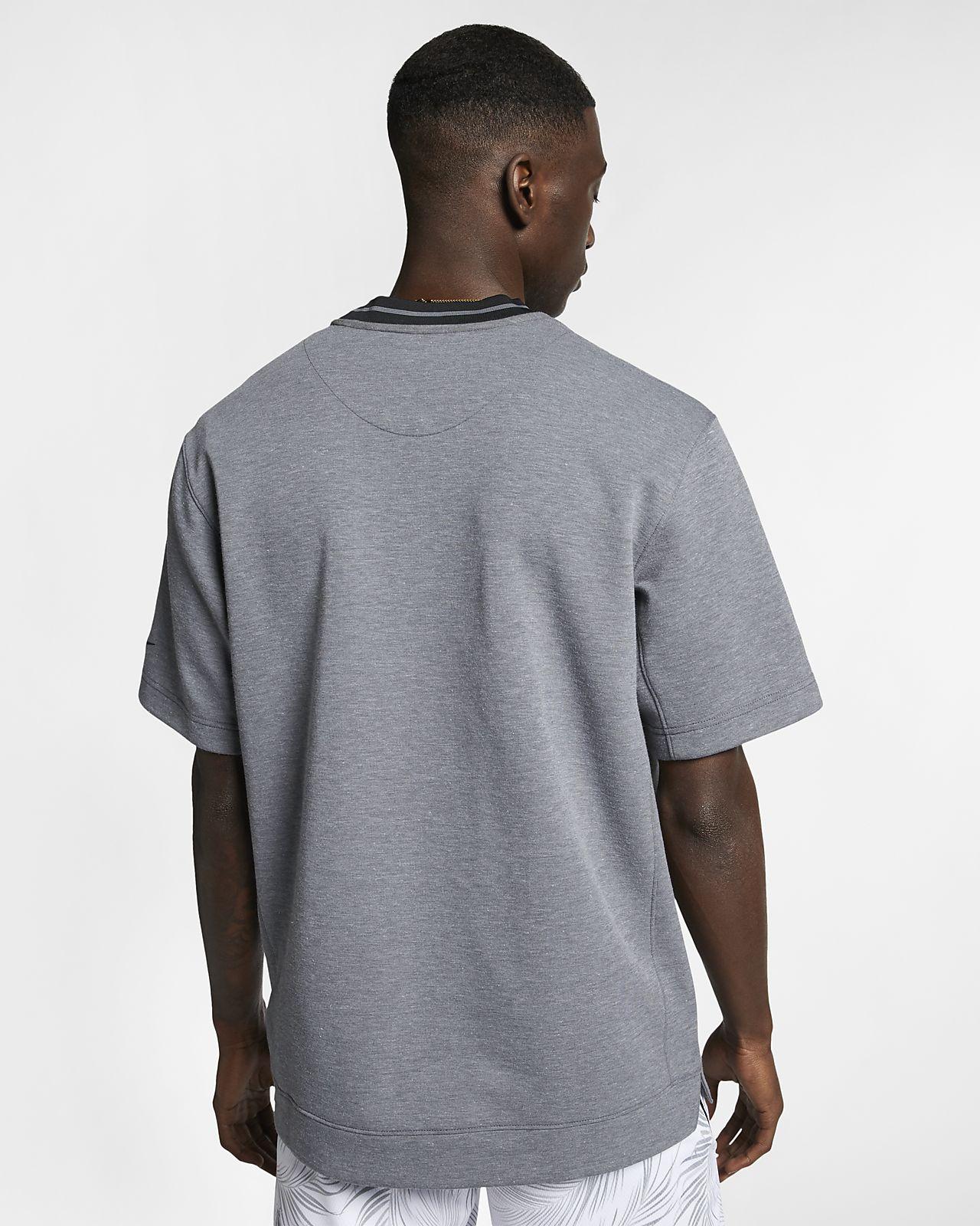 c56c2aee16c48 Nike Dri-FIT Men's Short-Sleeve Basketball Top. Nike.com