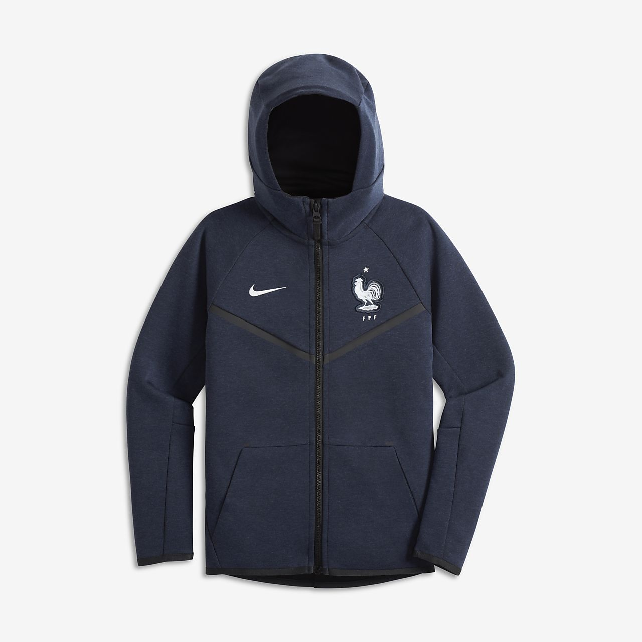 905ce0c722ba FFF Tech Fleece Windrunner Older Kids  Jacket. Nike.com GB