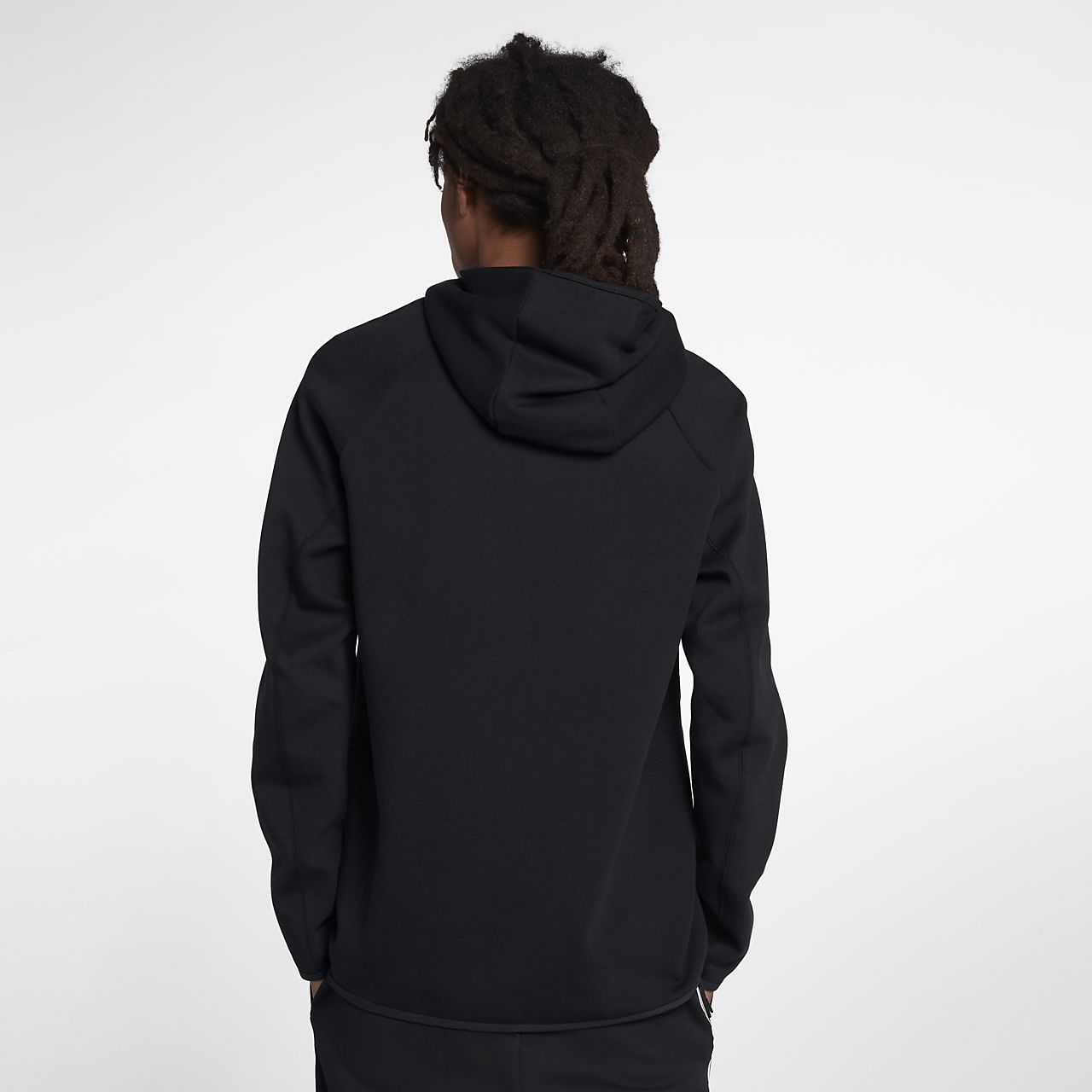 7e238571b4 Nike Sportswear Tech Fleece férfi kapucnis pulóver. Nike.com HU