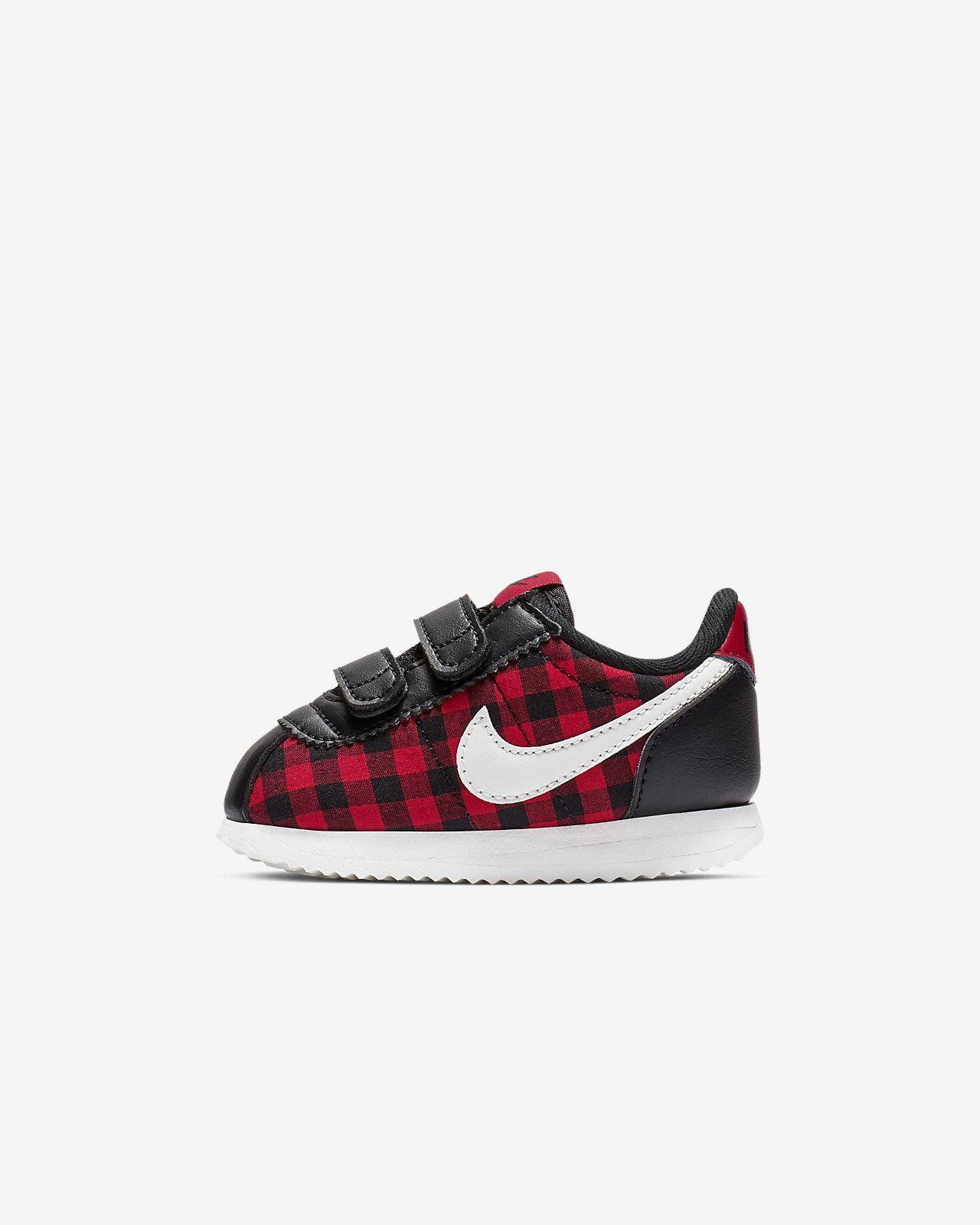 Nike Cortez Basic TXT SE Infant/Toddler Shoe